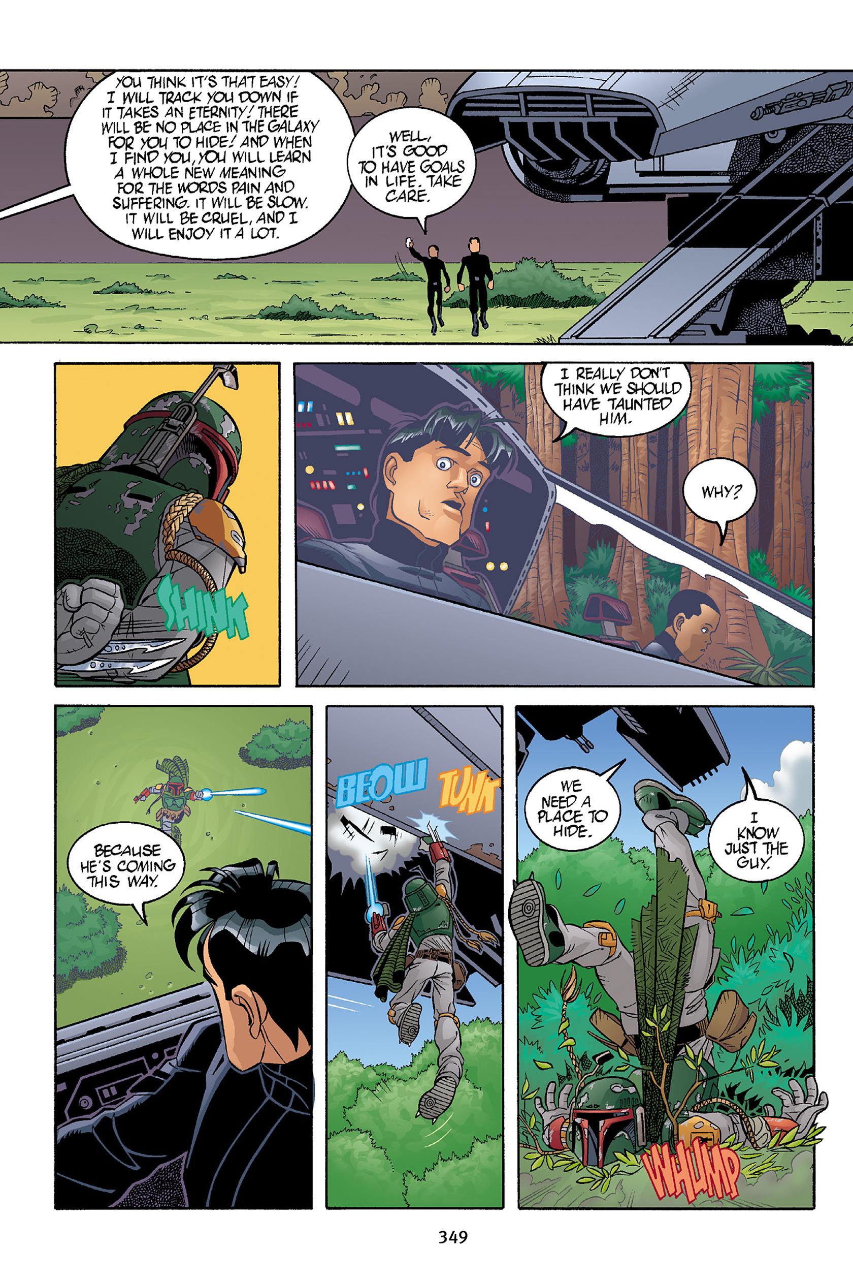 Read online Star Wars Omnibus comic -  Issue # Vol. 30 - 343