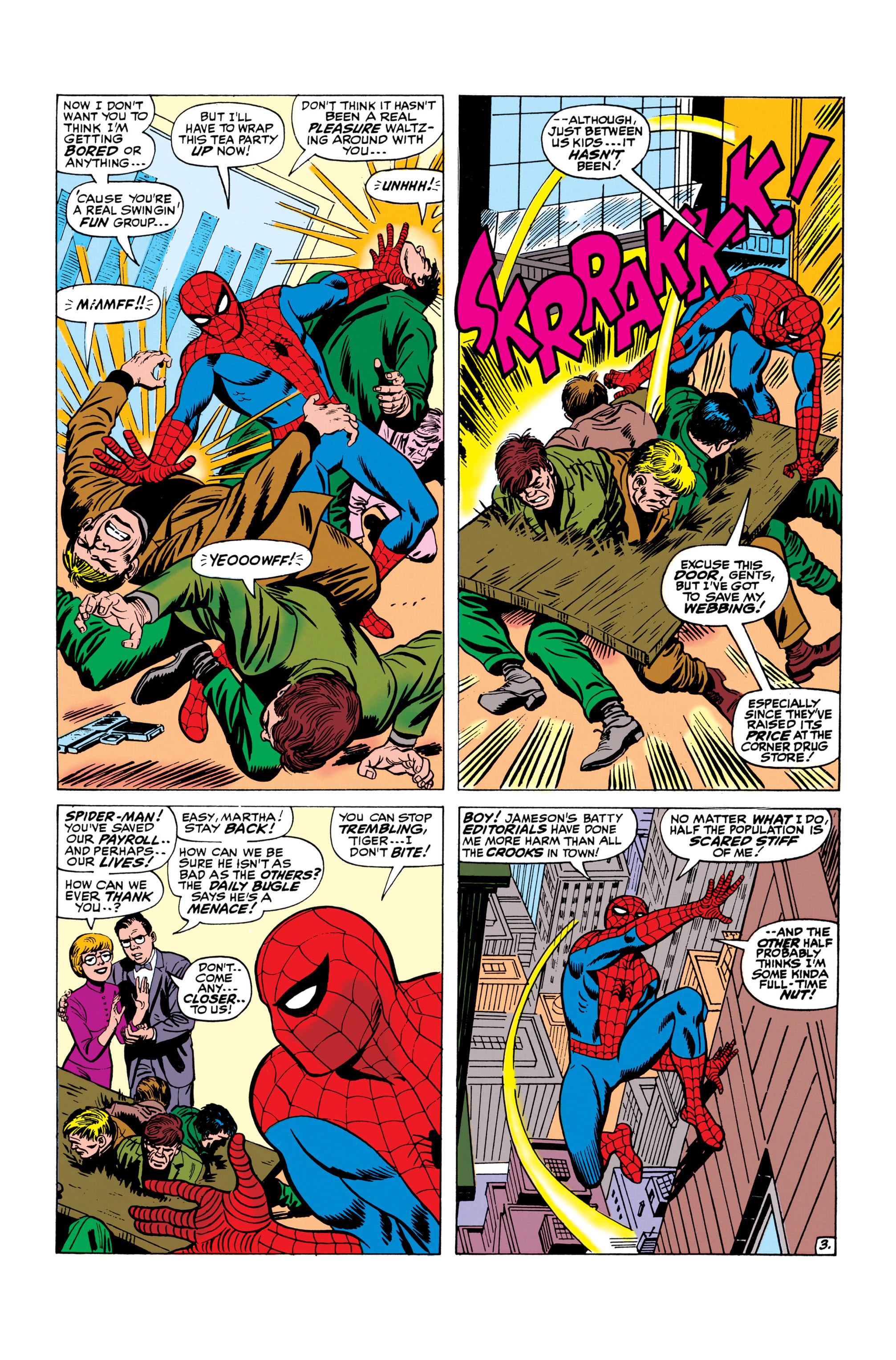 The Amazing Spider-Man (1963) 50 Page 3