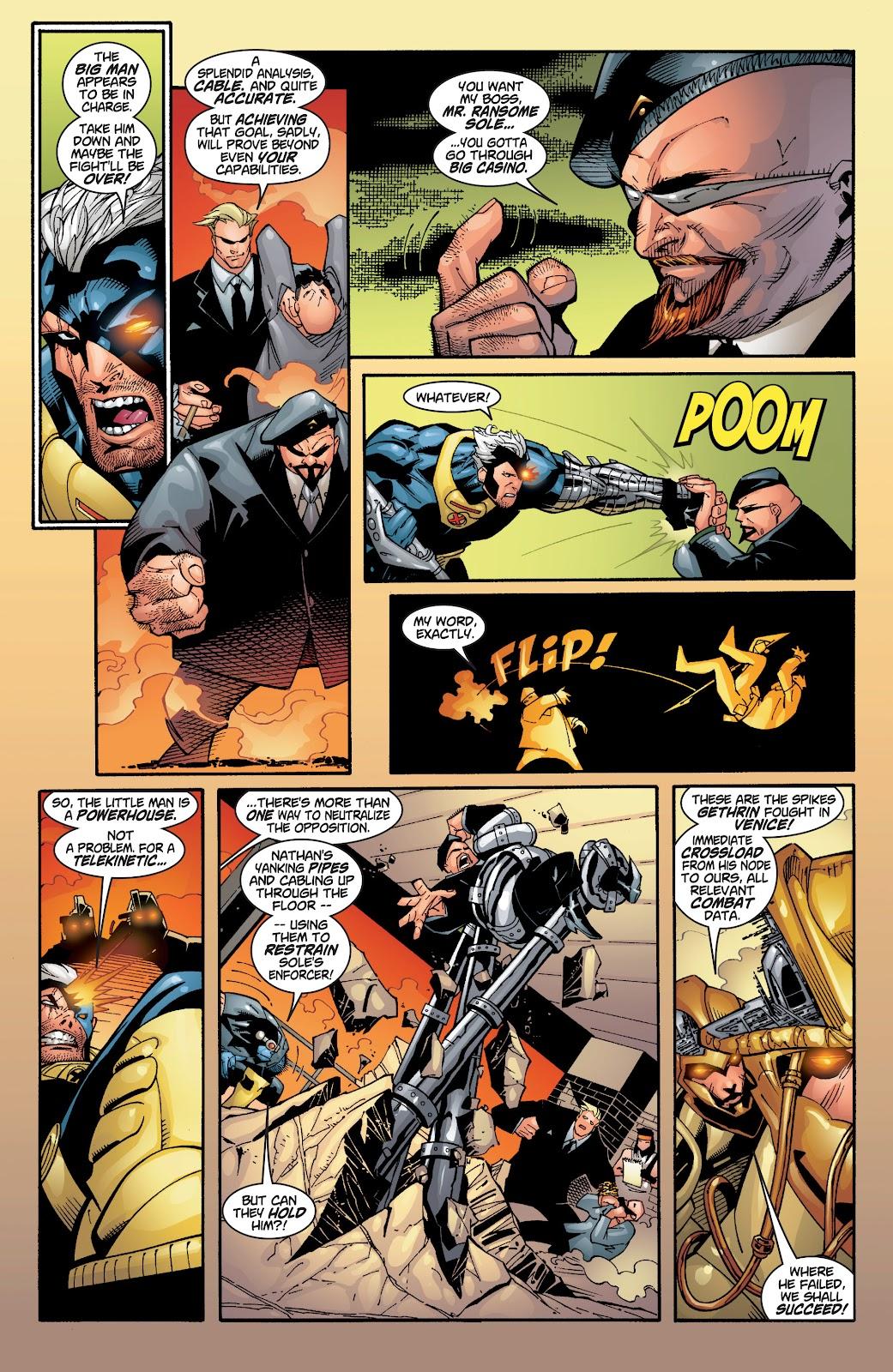 Uncanny X-Men (1963) issue 383 - Page 26