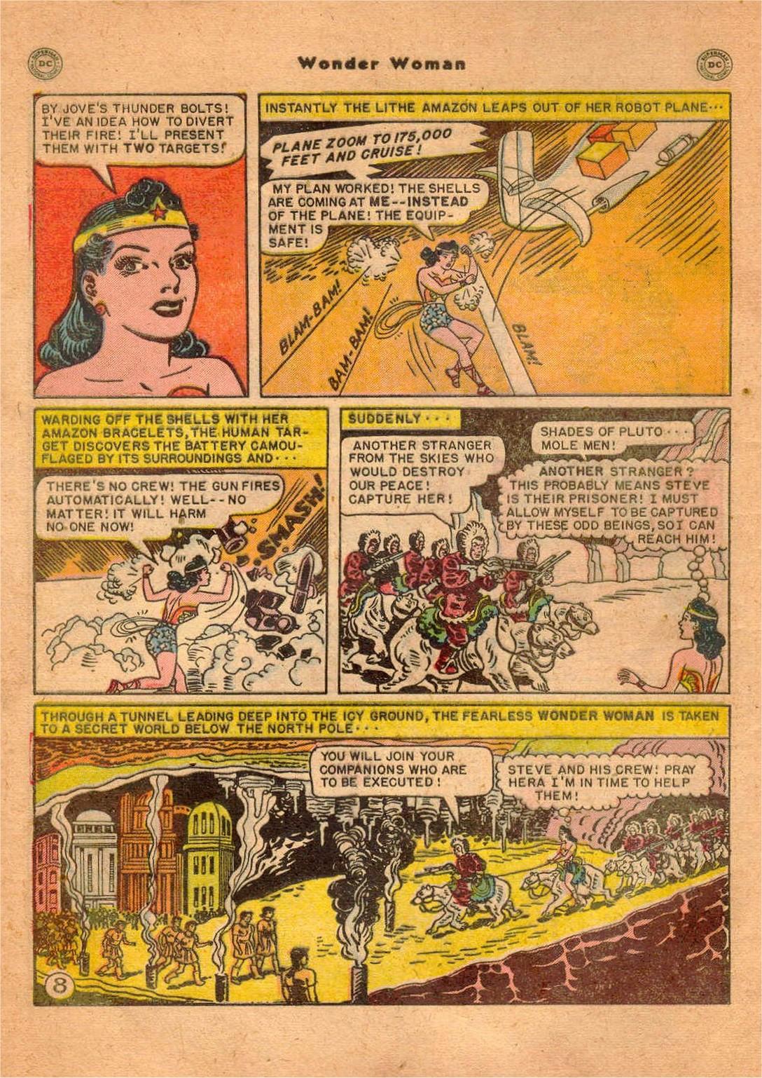 Read online Wonder Woman (1942) comic -  Issue #47 - 9