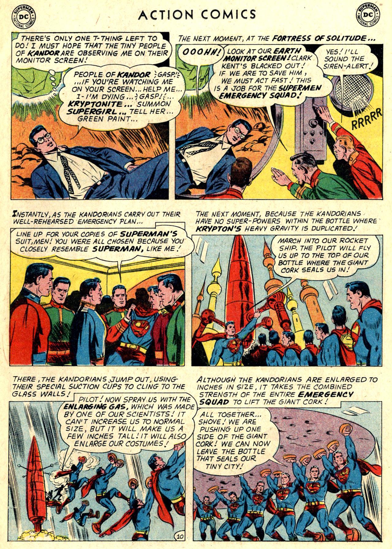 Action Comics (1938) 276 Page 11