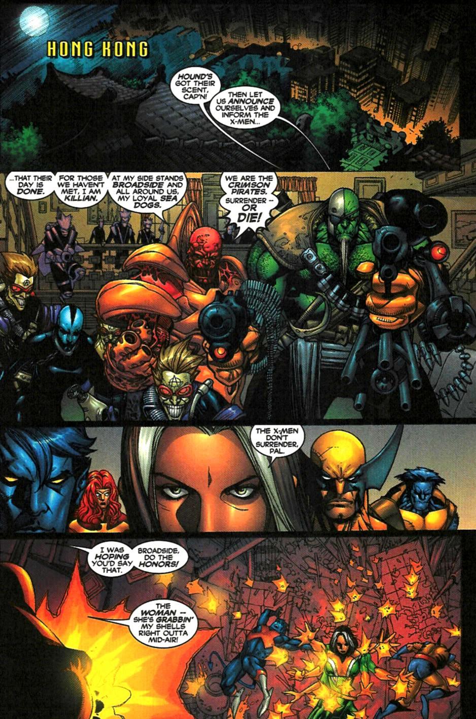 X-Men (1991) 104 Page 17