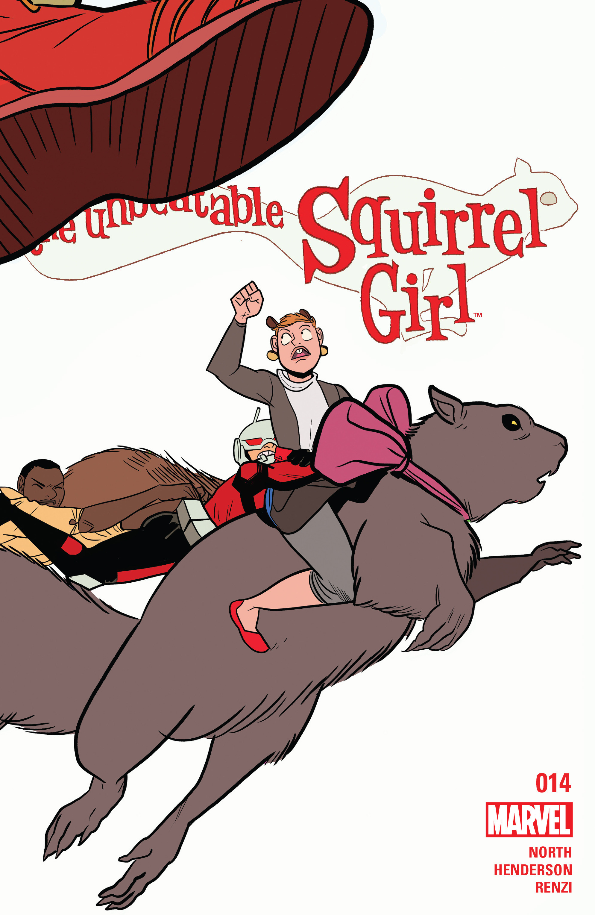 The Unbeatable Squirrel Girl II 14 Page 1