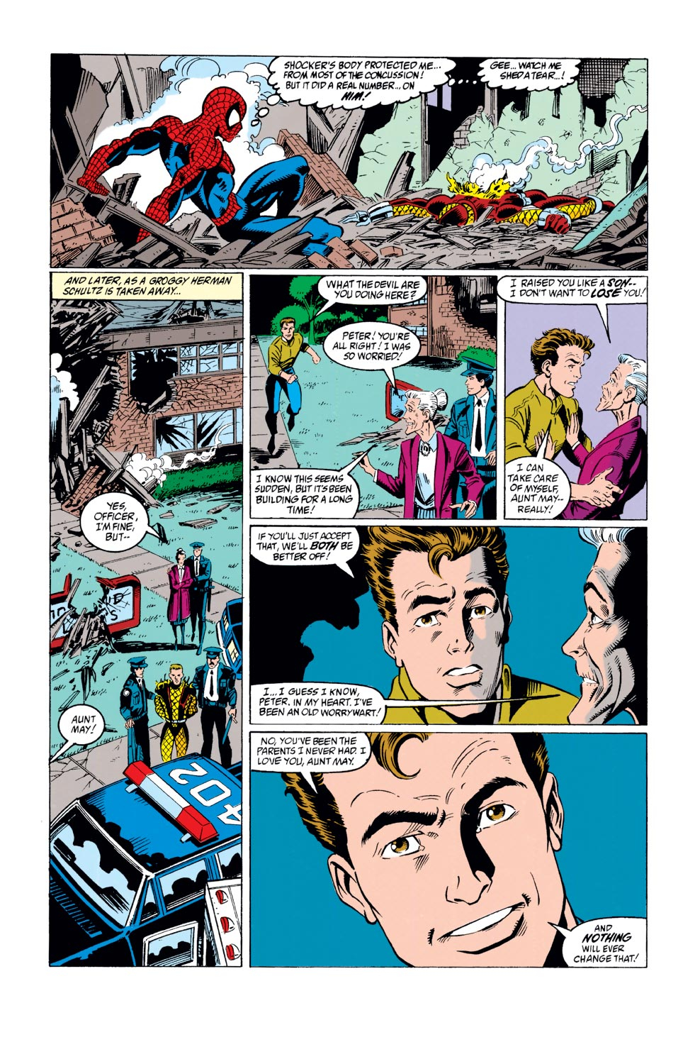 The Amazing Spider-Man (1963) 364 Page 21