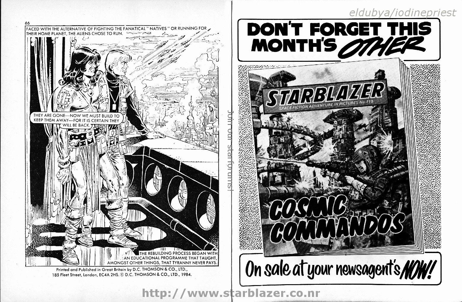 Starblazer issue 118 - Page 35