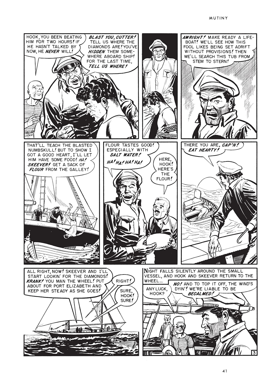 Read online Voodoo Vengeance and Other Stories comic -  Issue # TPB (Part 1) - 58
