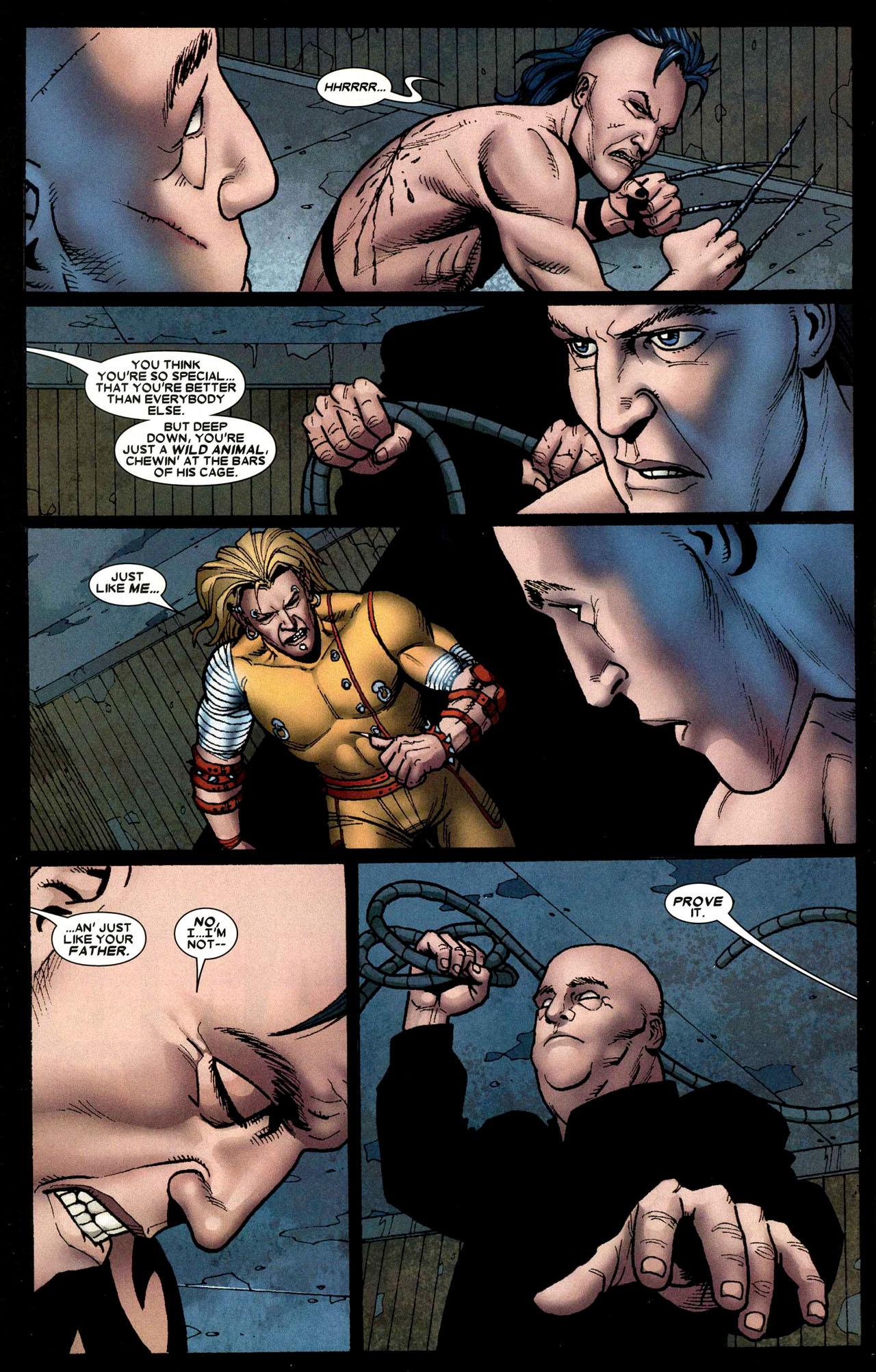 Read online Wolverine: Origins comic -  Issue #15 - 5