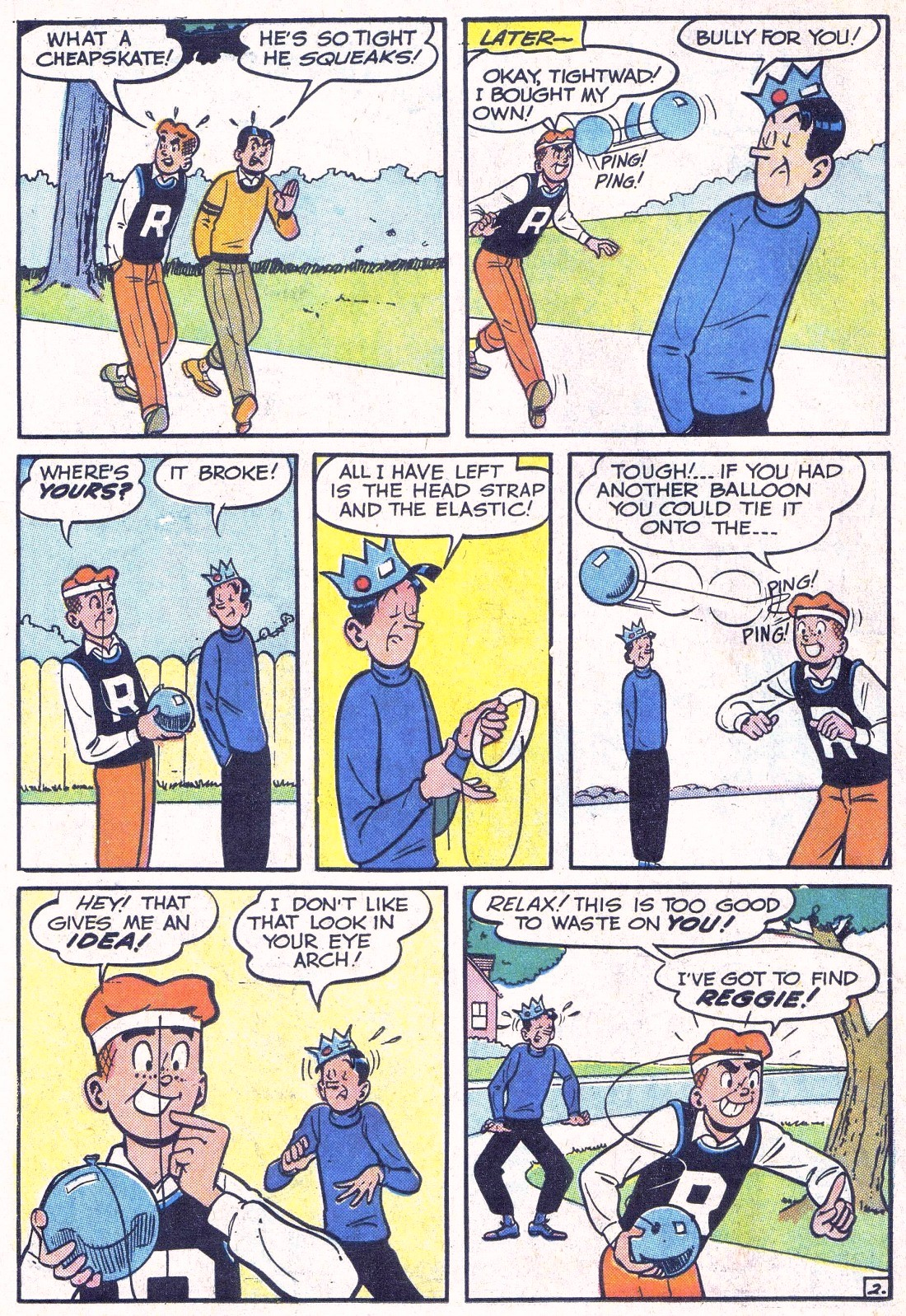 Read online Archie (1960) comic -  Issue #124 - 14