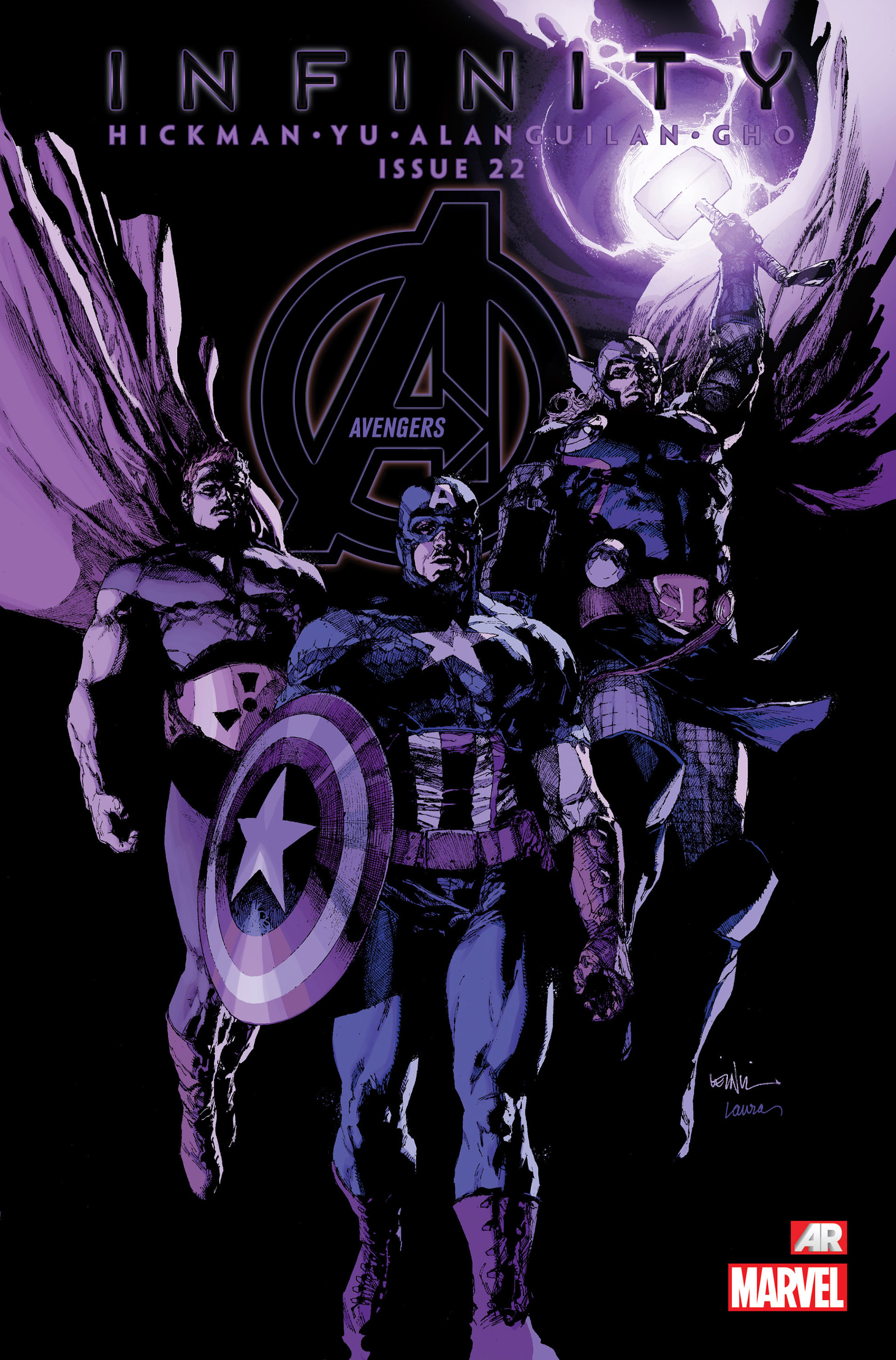 Read online Avengers (2013) comic -  Issue #22 - 1