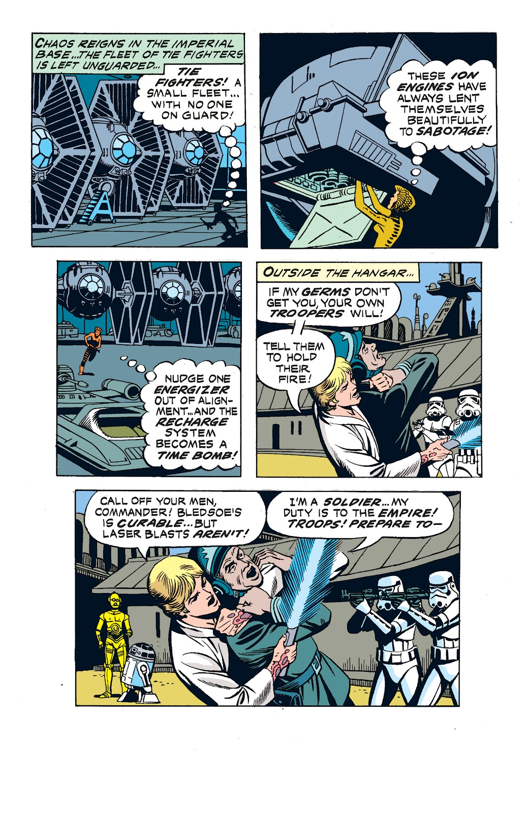 Read online Star Wars Legends: The Newspaper Strips - Epic Collection comic -  Issue # TPB (Part 2) - 45
