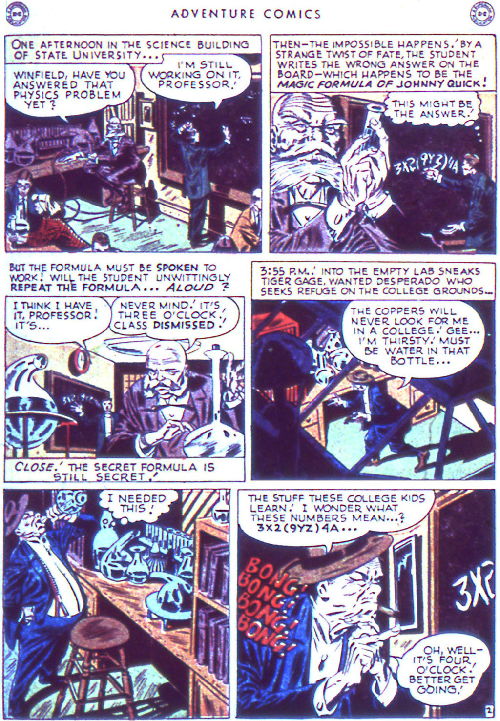 Read online Adventure Comics (1938) comic -  Issue #119 - 41