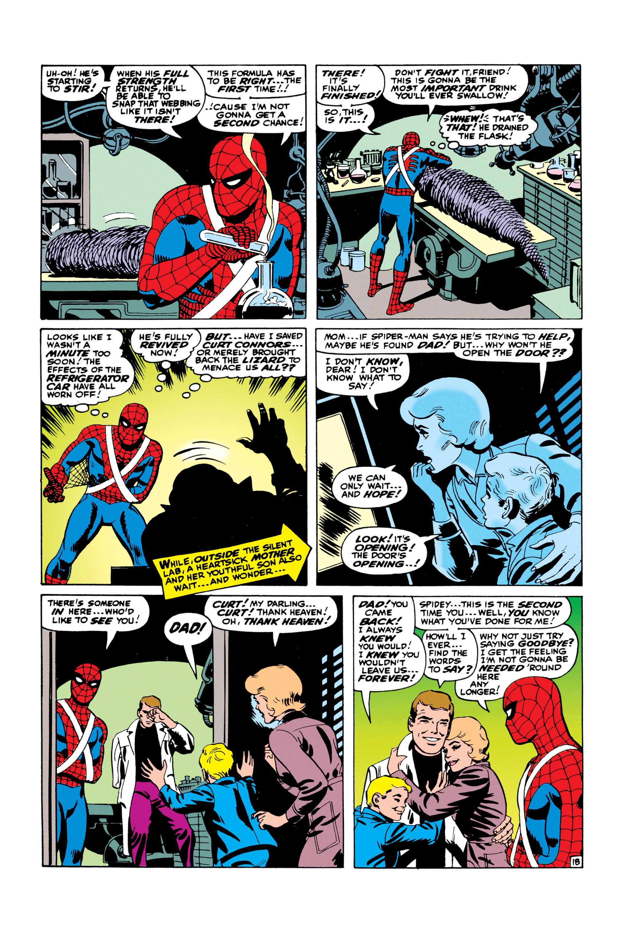 The Amazing Spider-Man (1963) 45 Page 18