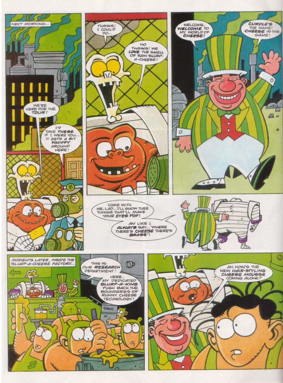 Read online Sonic the Comic comic -  Issue #114 - 19