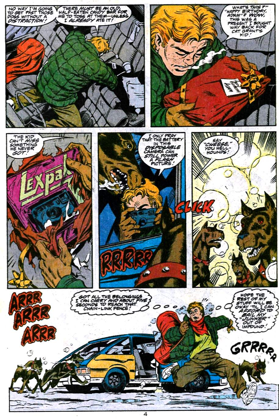Read online Adventures of Superman (1987) comic -  Issue #486 - 5