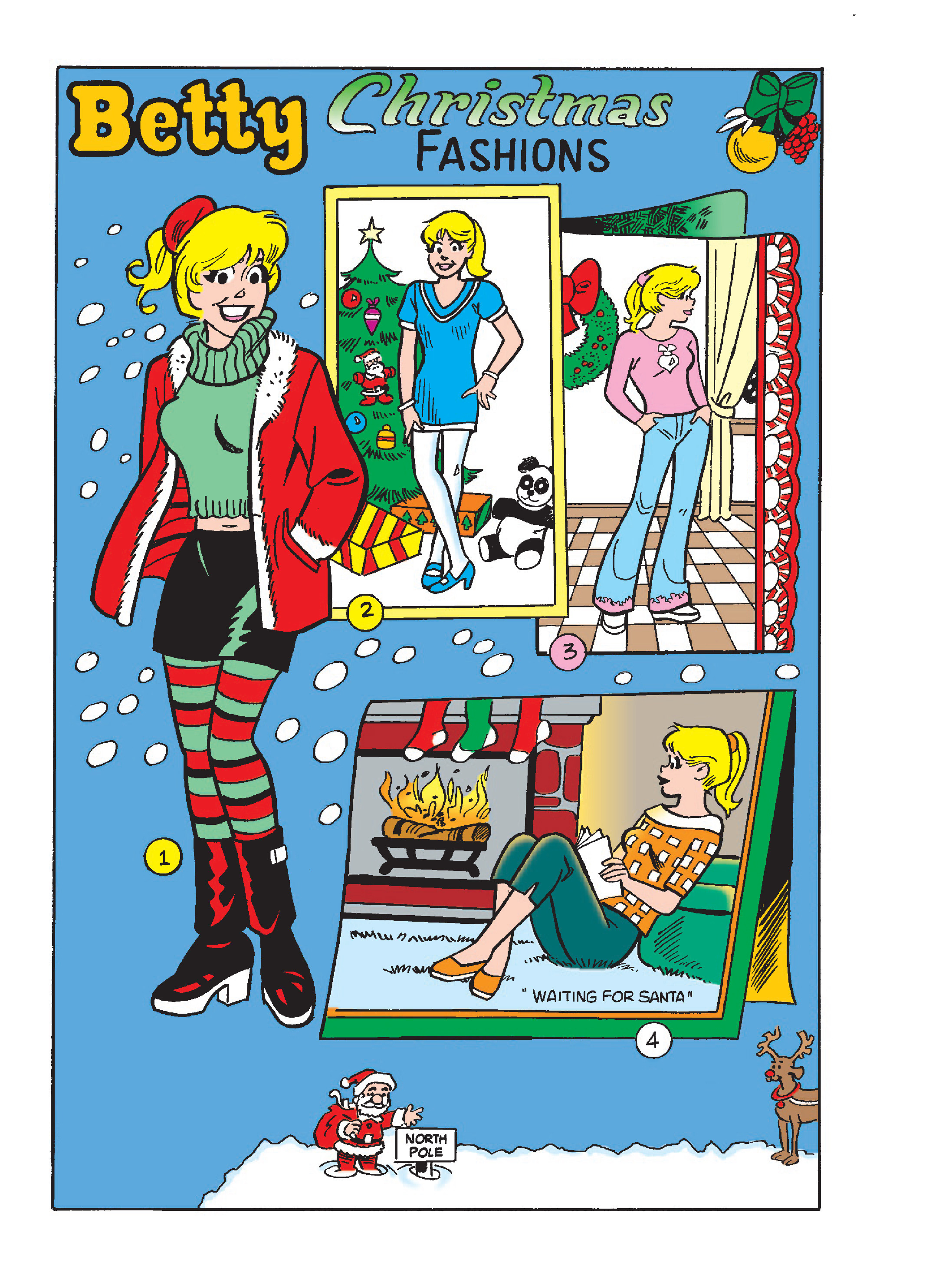 Read online Archie's Funhouse Double Digest comic -  Issue #23 - 157