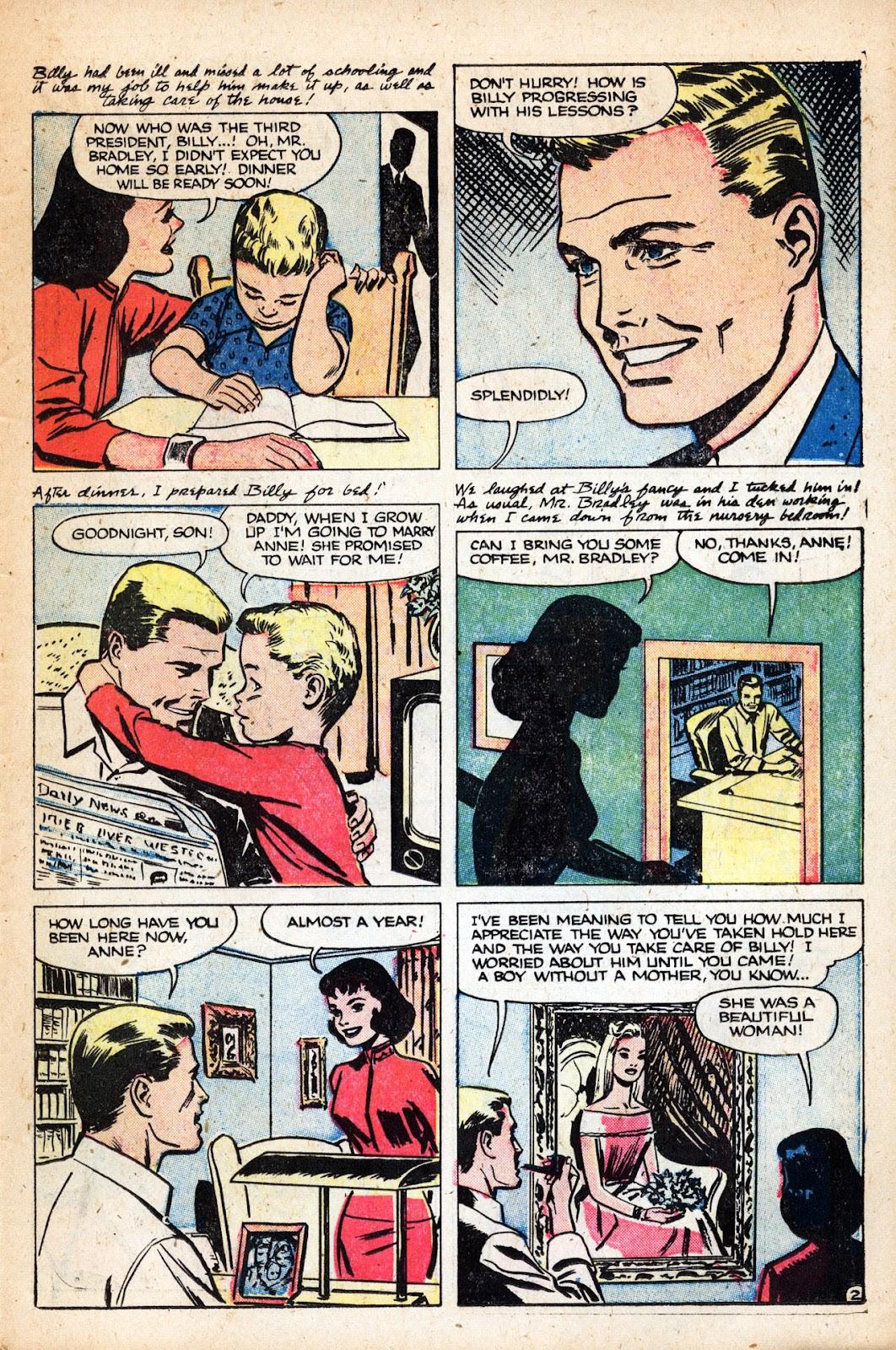 Love Romances (1949) issue 83 - Page 11