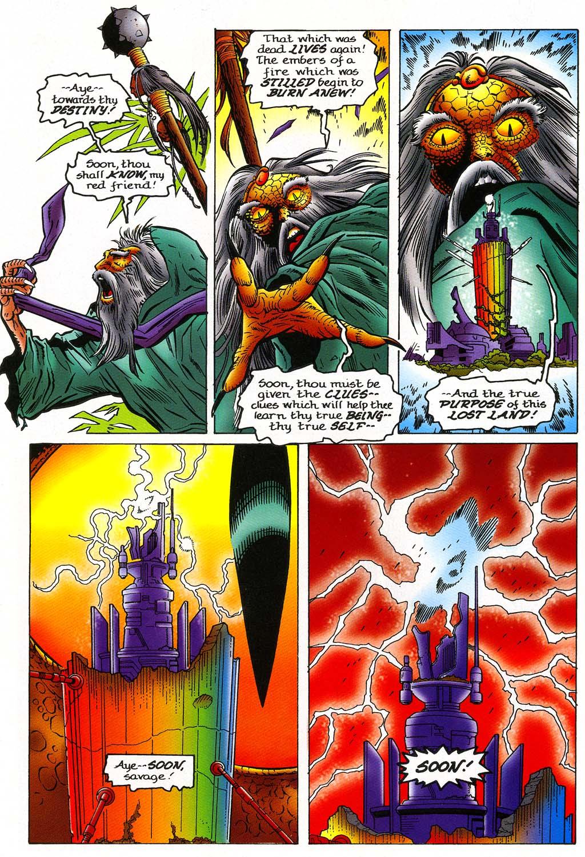 Read online Turok, Dinosaur Hunter (1993) comic -  Issue #45 - 8
