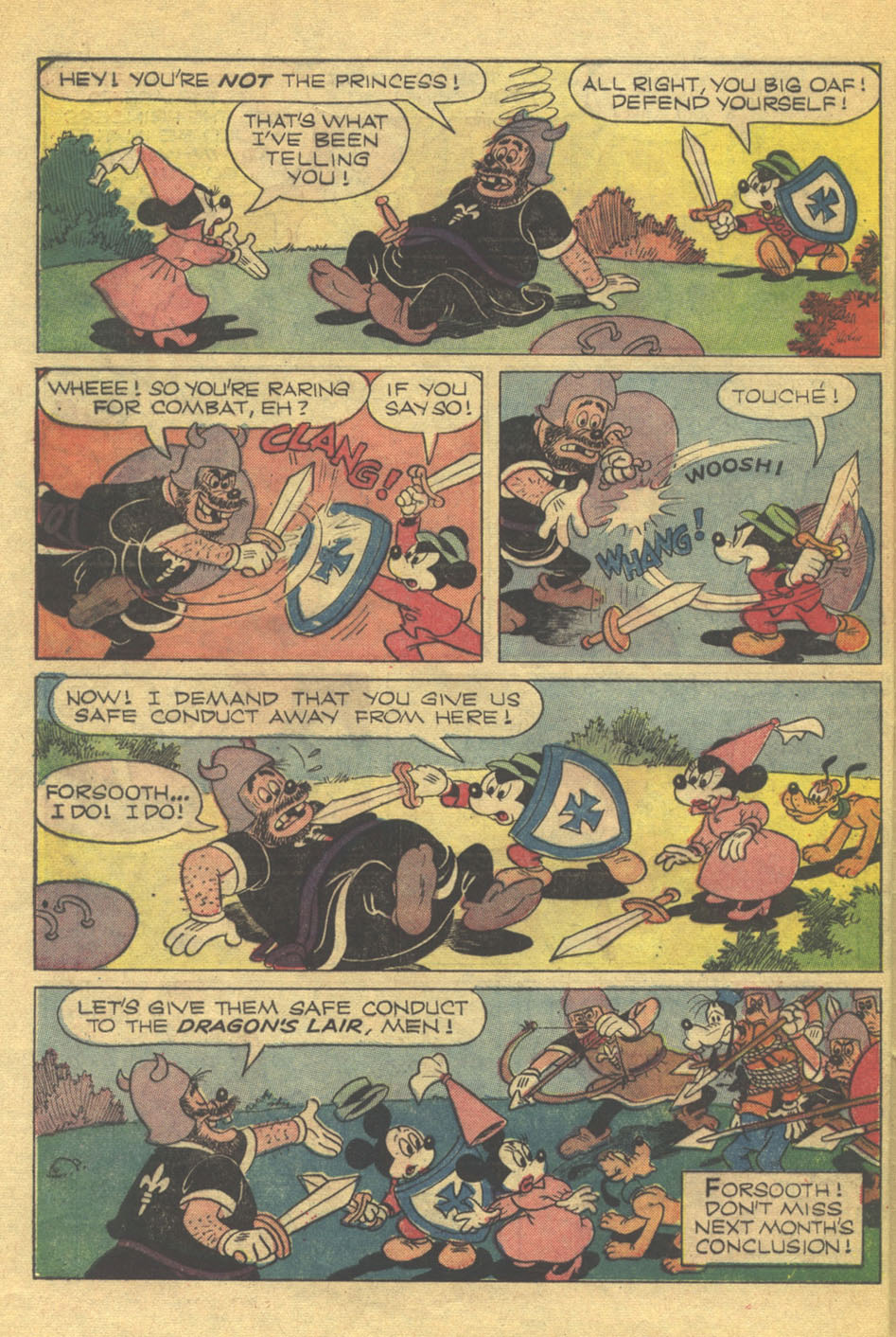 Walt Disney's Comics and Stories issue 352 - Page 32