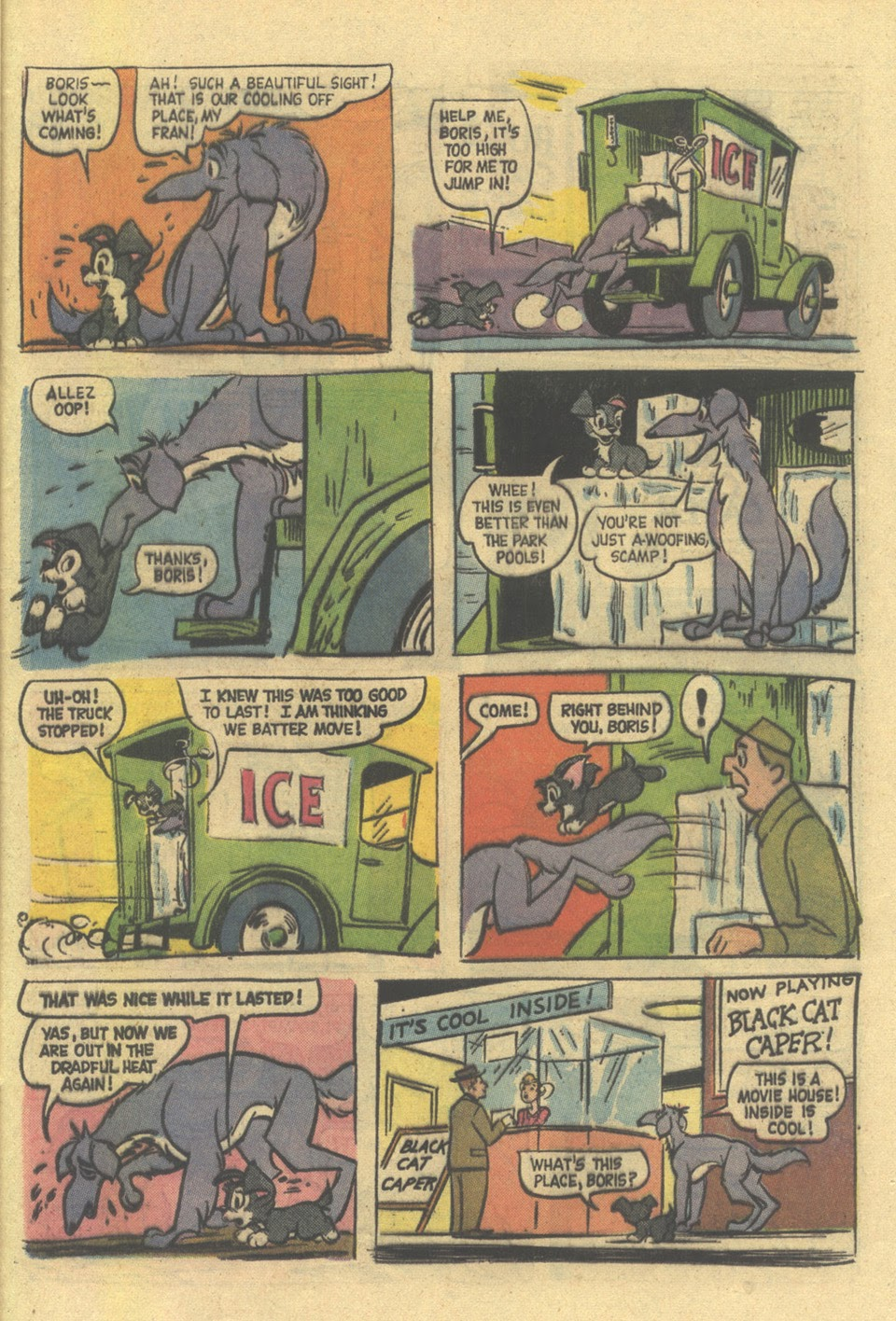 Scamp (1967) issue 13 - Page 25