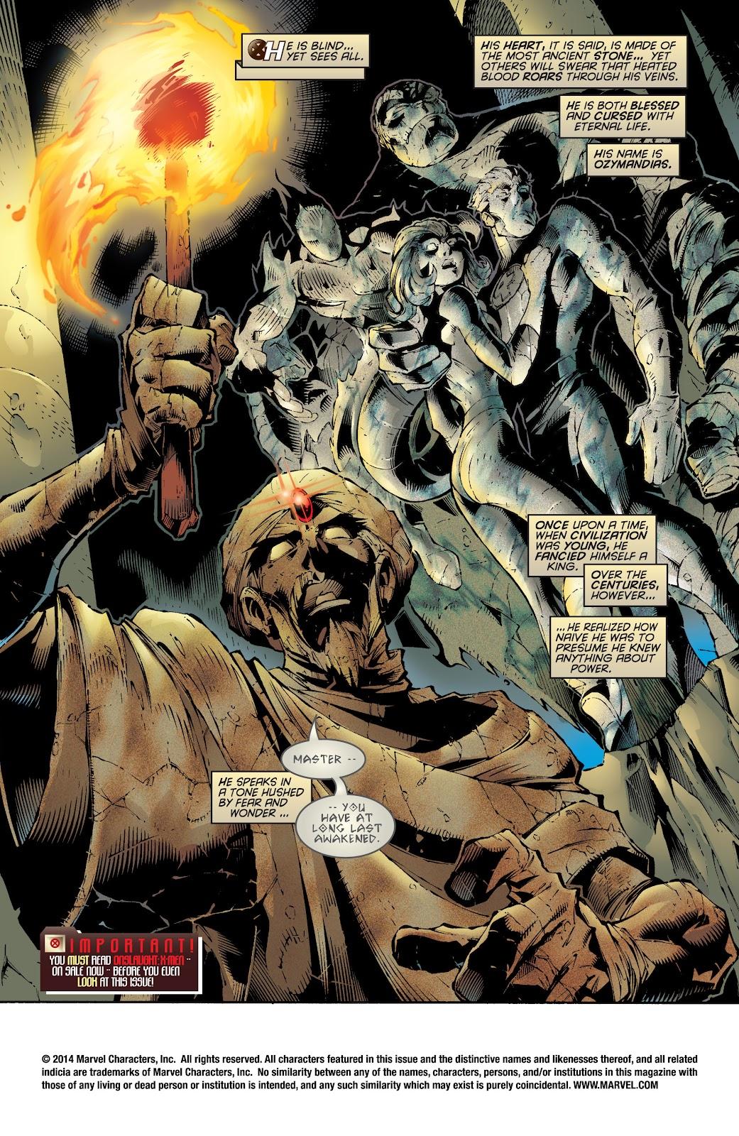 Uncanny X-Men (1963) issue 335 - Page 2
