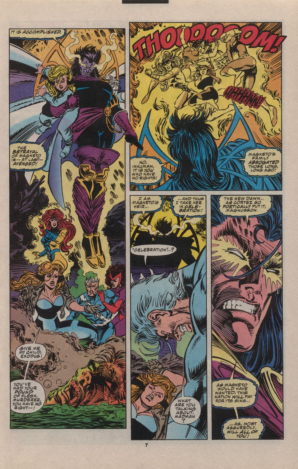 The Avengers (1963) 369 Page 6