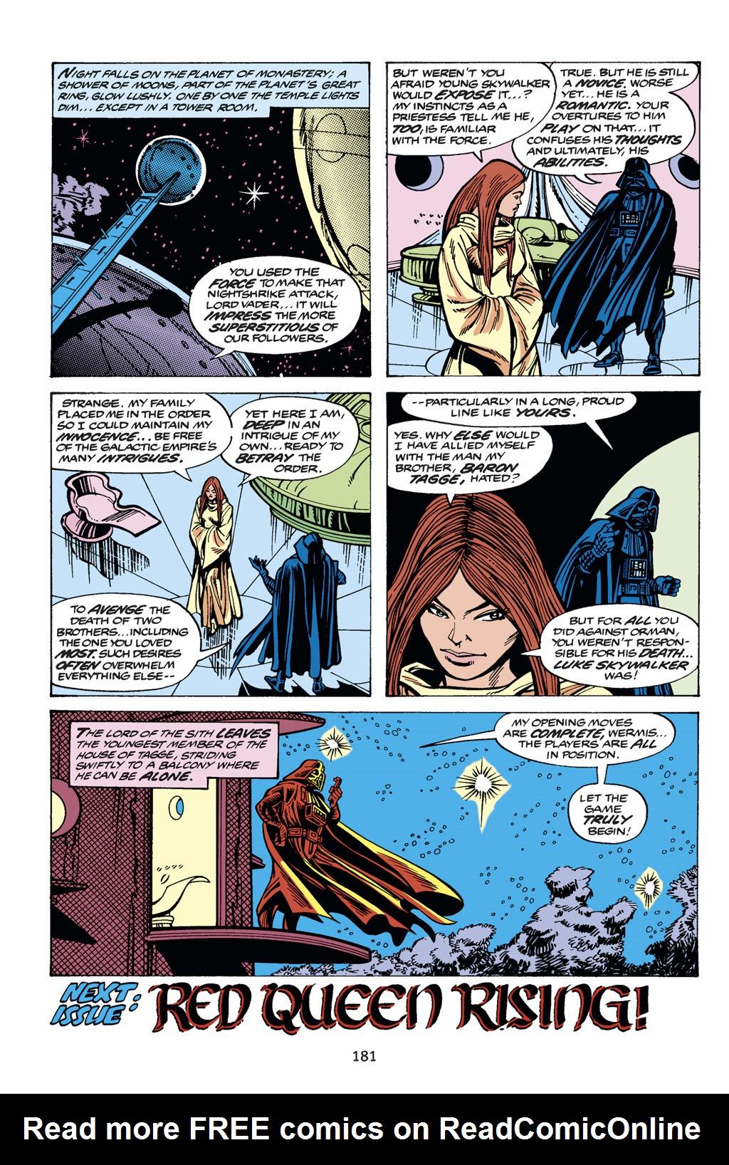 Read online Star Wars Omnibus comic -  Issue # Vol. 14 - 180