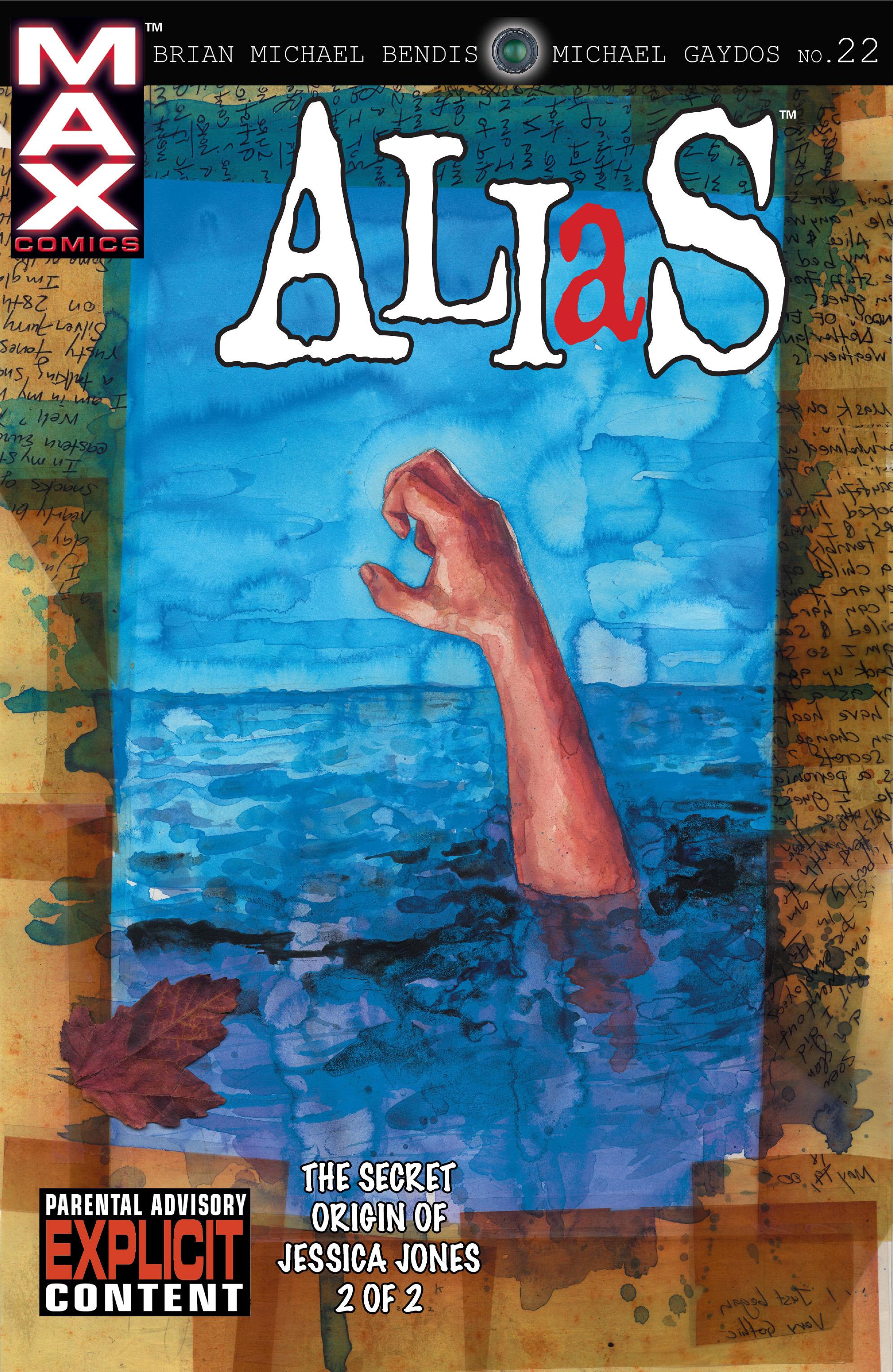 Alias 22 Page 1