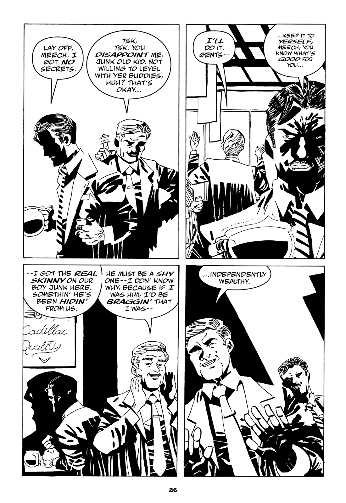 Read online Filthy Rich comic -  Issue # TPB (Part 1) - 28