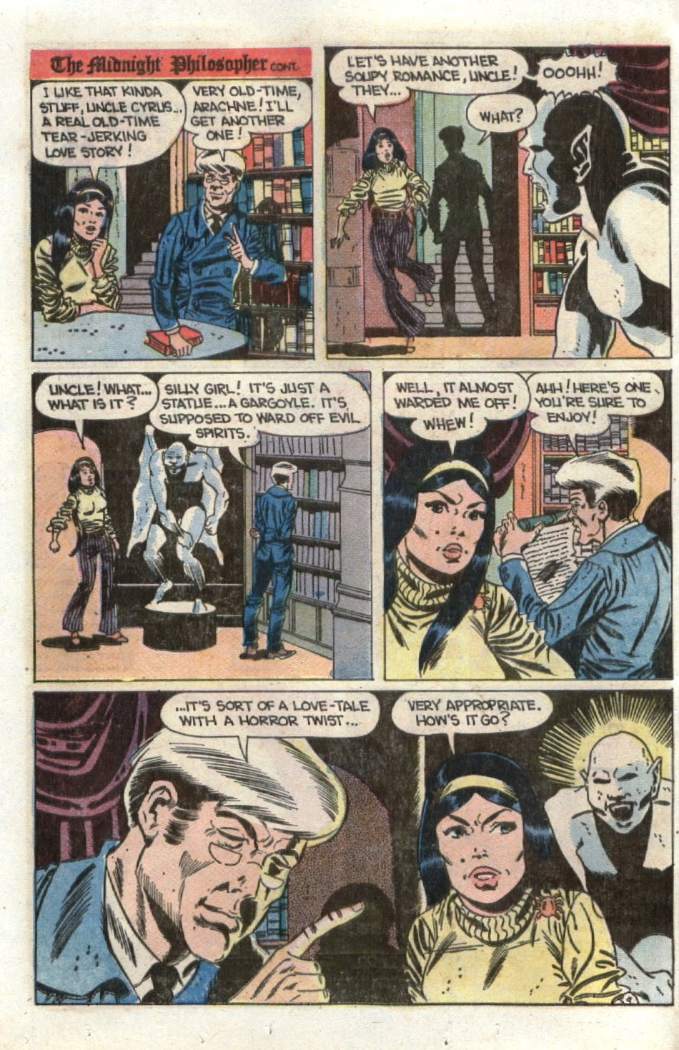 Midnight Tales issue 11 - Page 12