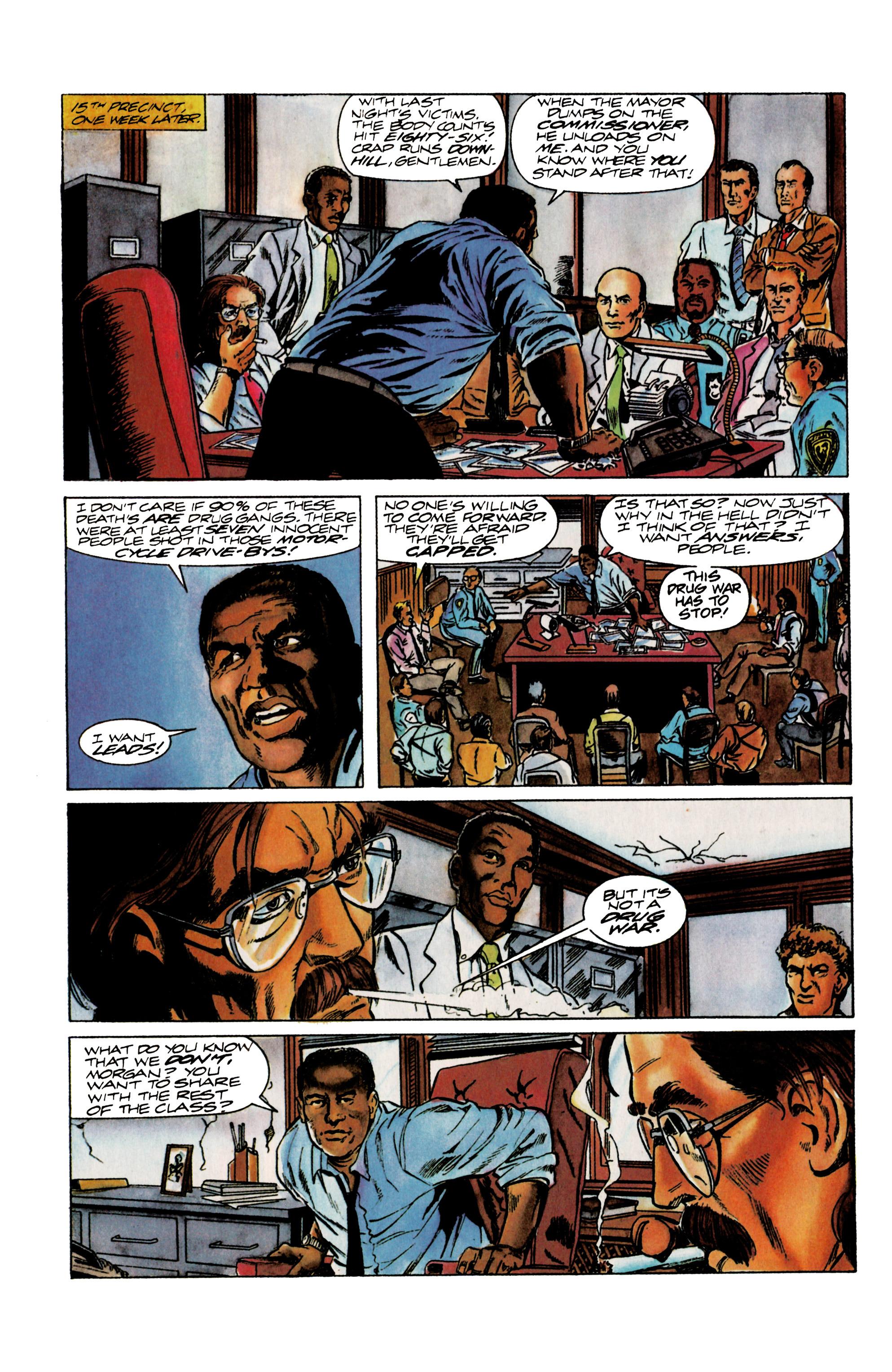 Read online Eternal Warrior (1992) comic -  Issue #13 - 14