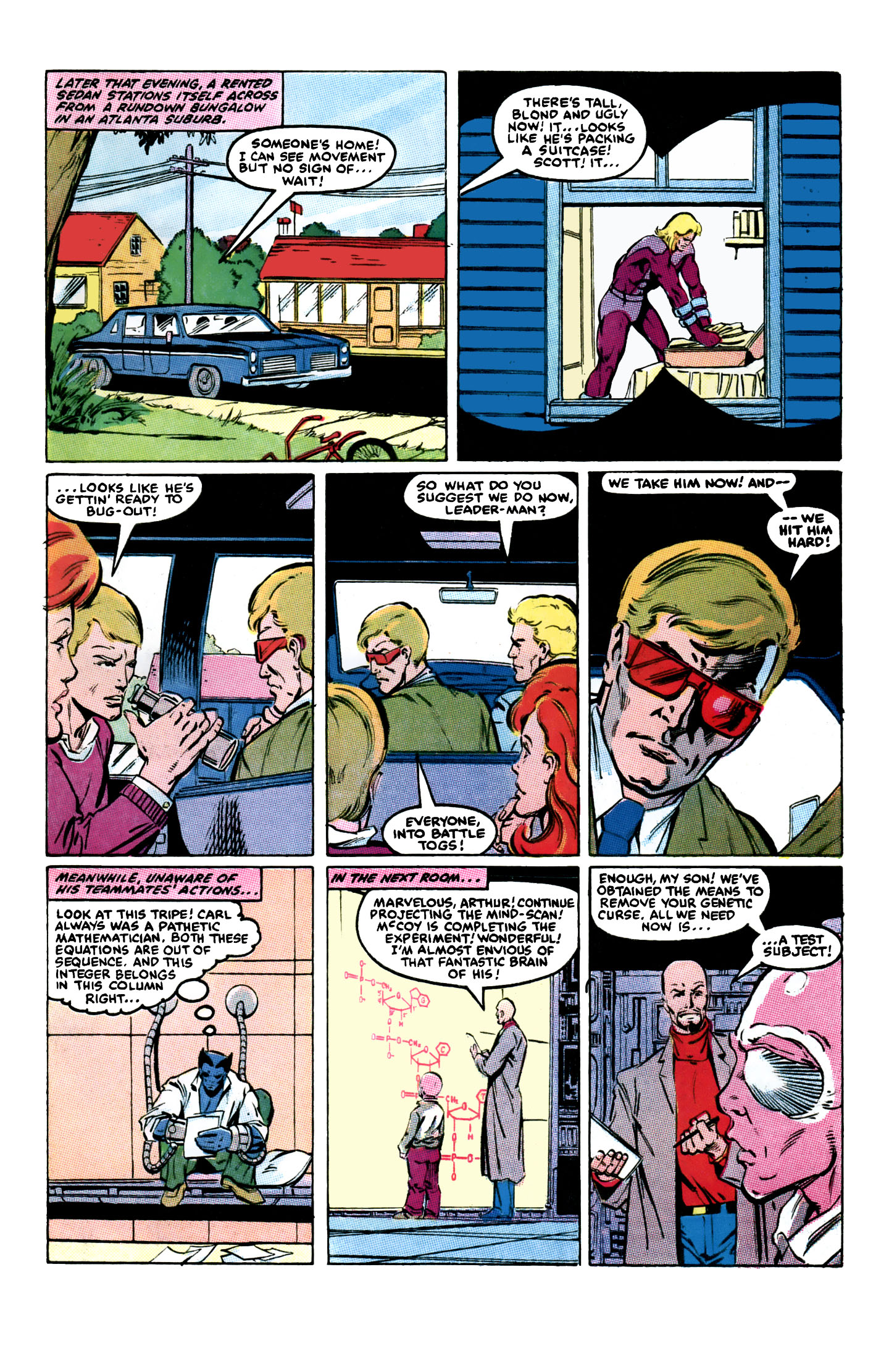 Read online X-Factor (1986) comic -  Issue #2 - 20