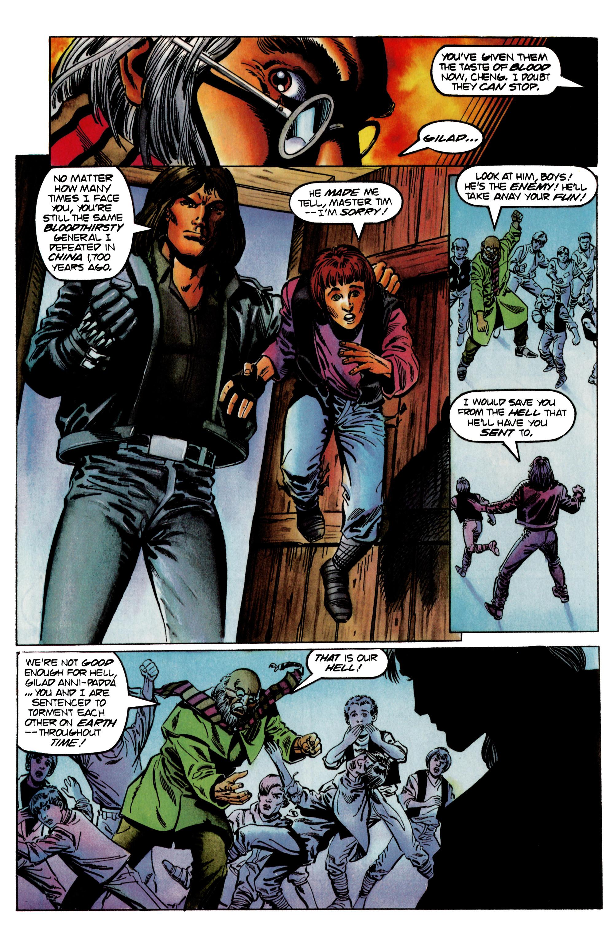 Read online Eternal Warrior (1992) comic -  Issue #24 - 11