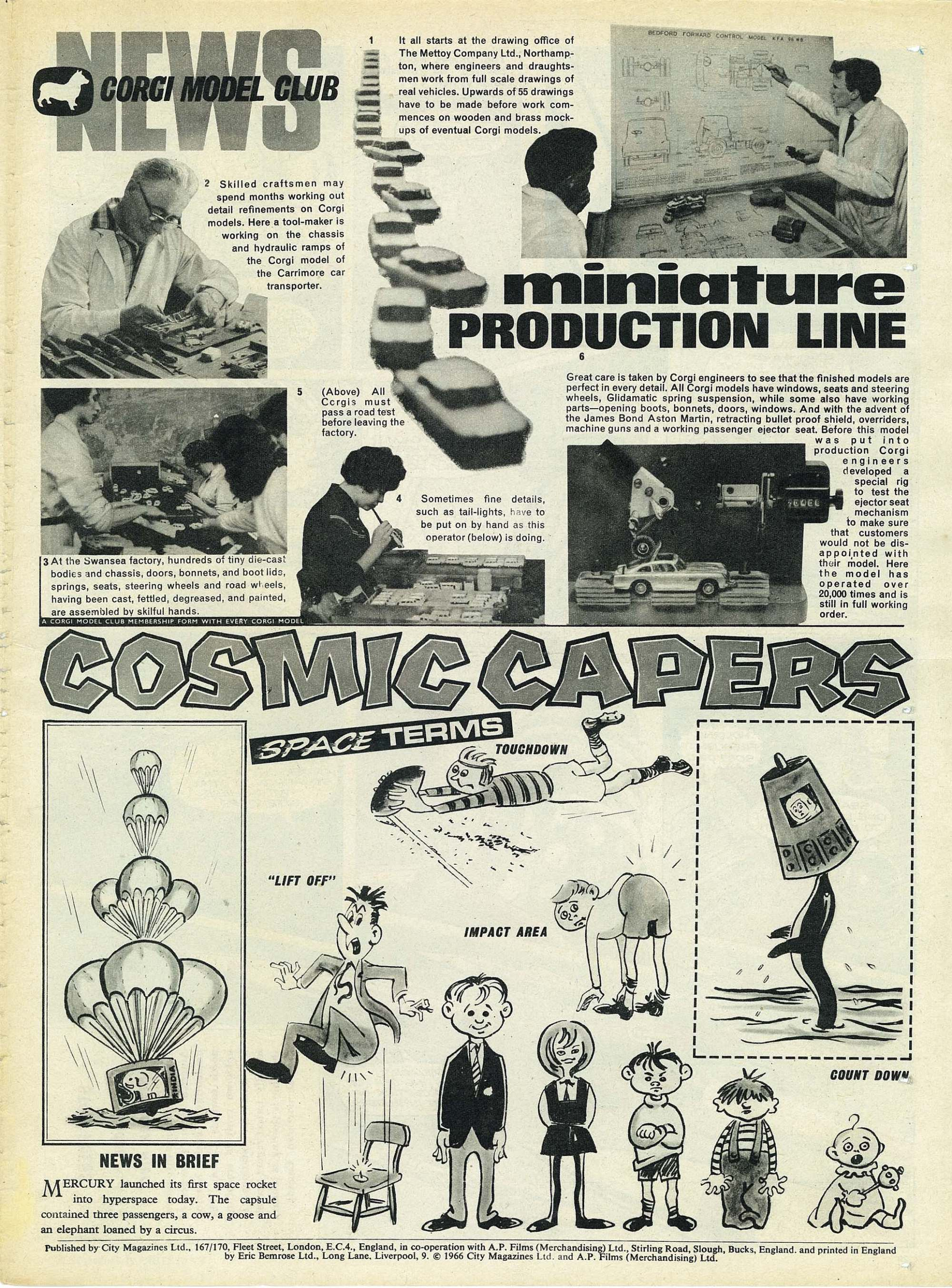 Read online TV Century 21 (TV 21) comic -  Issue #53 - 18