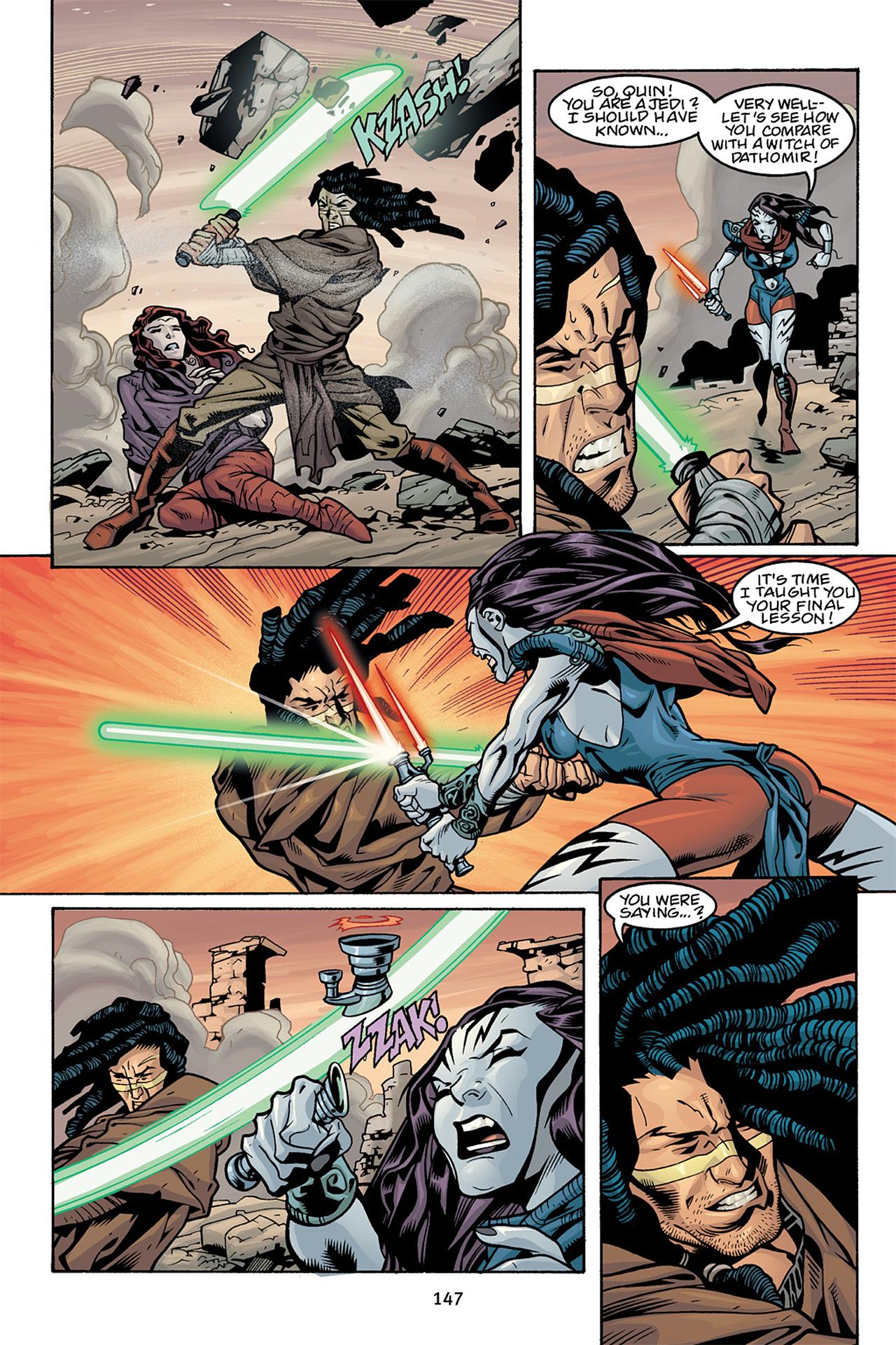 Read online Star Wars Omnibus comic -  Issue # Vol. 15 - 144