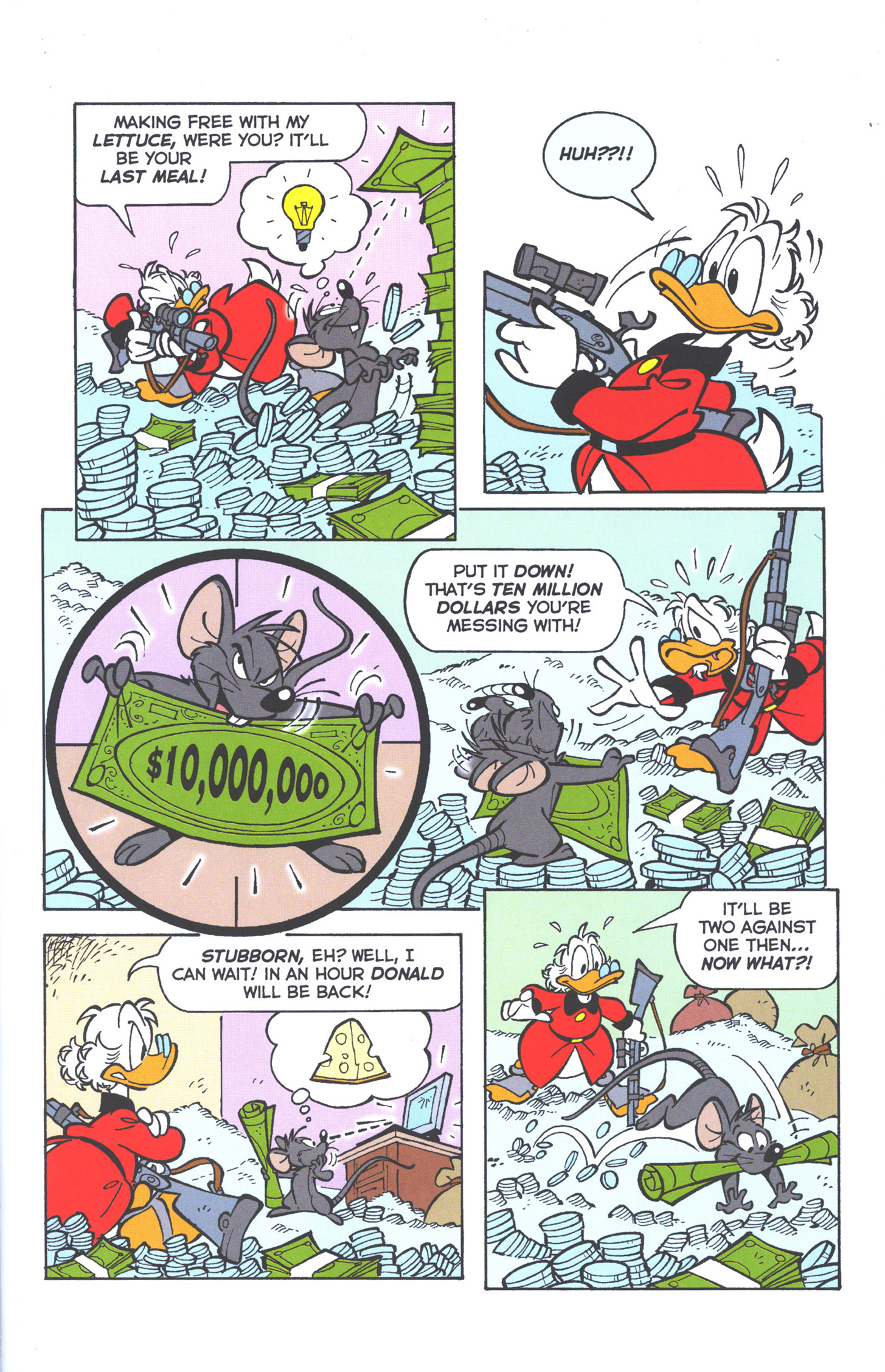 Read online Uncle Scrooge (1953) comic -  Issue #377 - 9