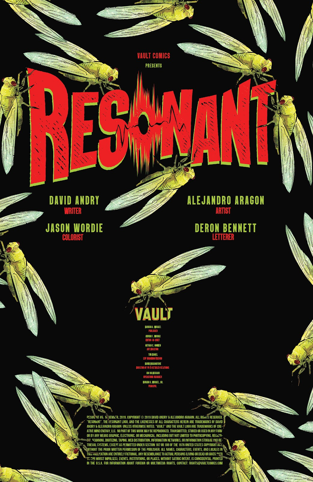 Read online Resonant comic -  Issue #5 - 2