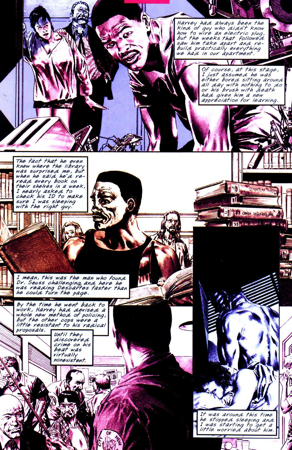 Read online Tangent Comics/ The Superman comic -  Issue # Full - 9