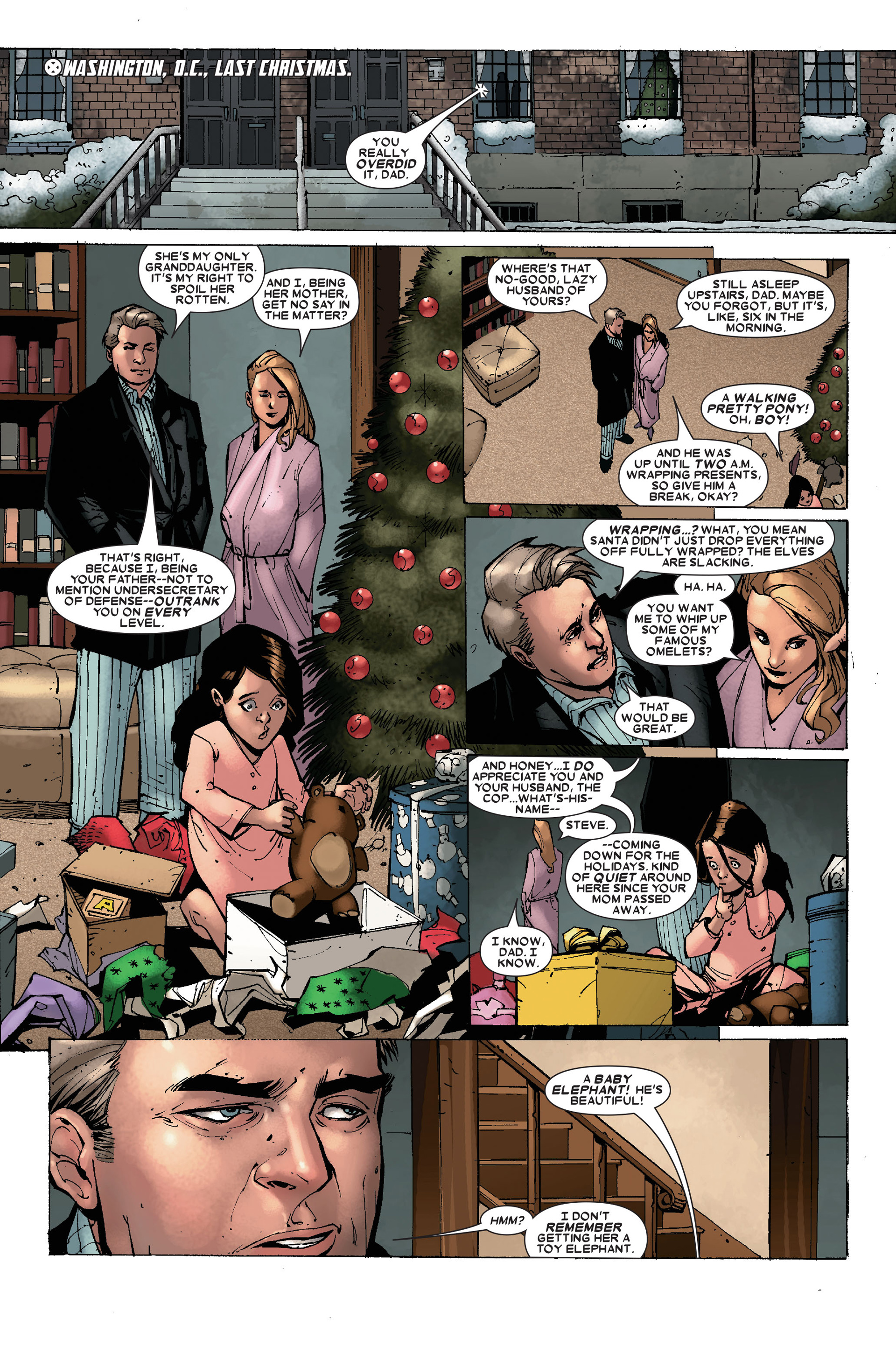 Read online X-Factor (2006) comic -  Issue #17 - 3