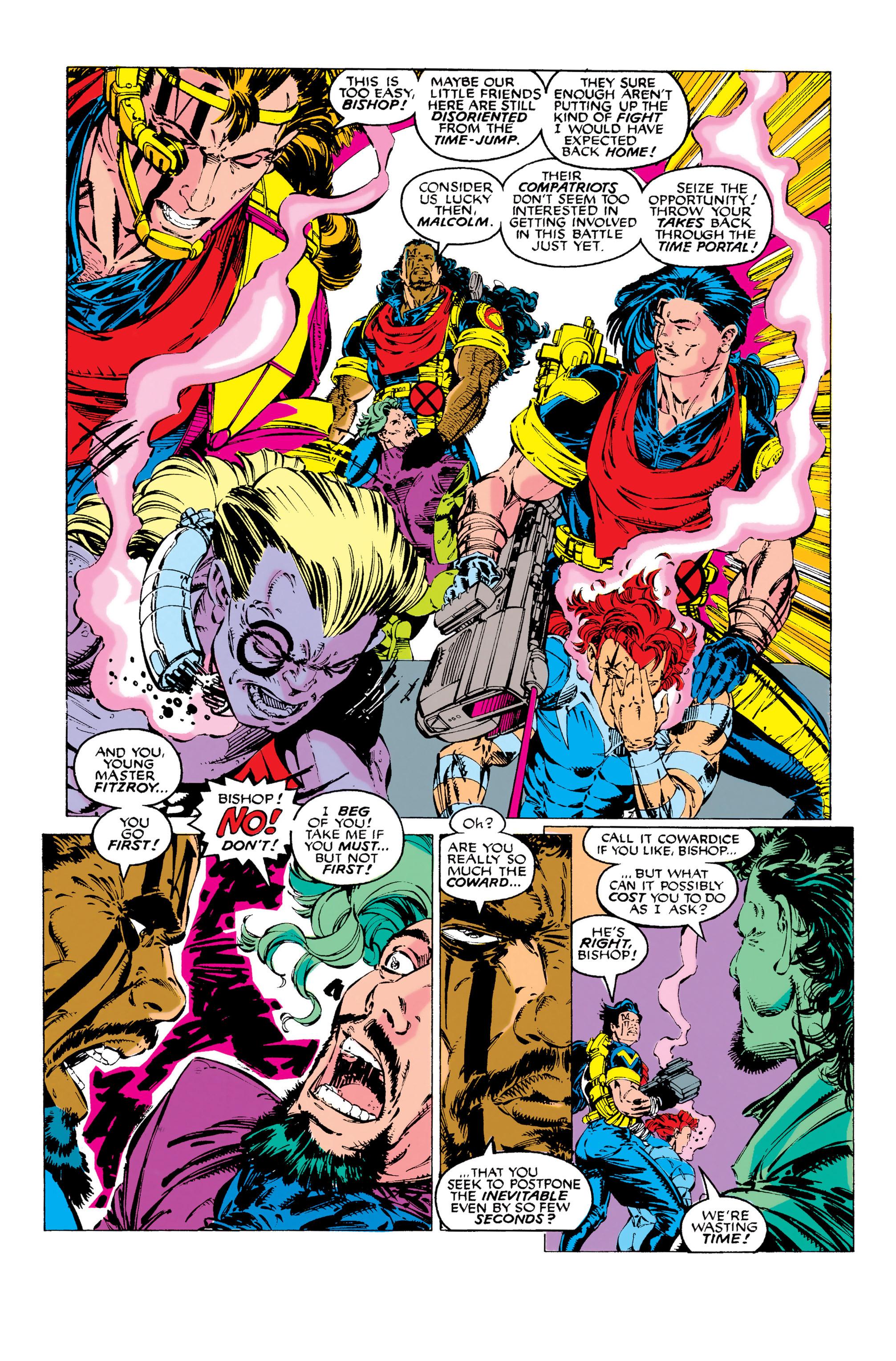 Read online Uncanny X-Men (1963) comic -  Issue #283 - 3