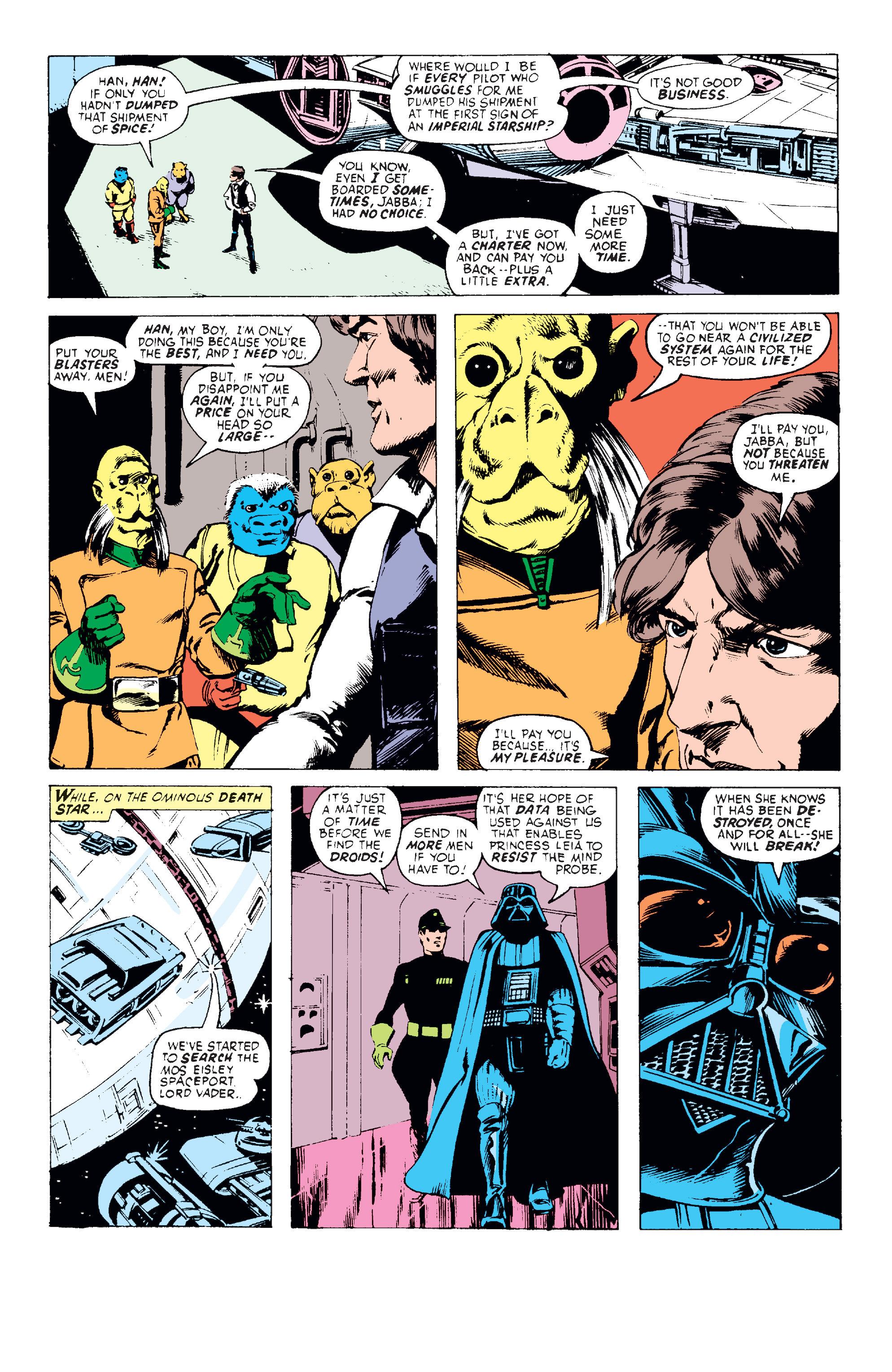 Read online Star Wars Omnibus comic -  Issue # Vol. 13 - 37