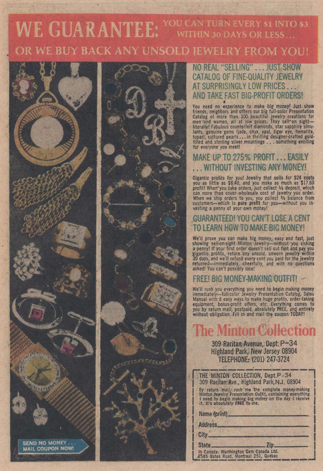 Read online Strange Sports Stories (1973) comic -  Issue #5 - 7
