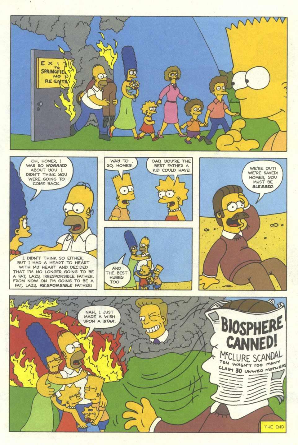 Read online Simpsons Comics comic -  Issue #12 - 22