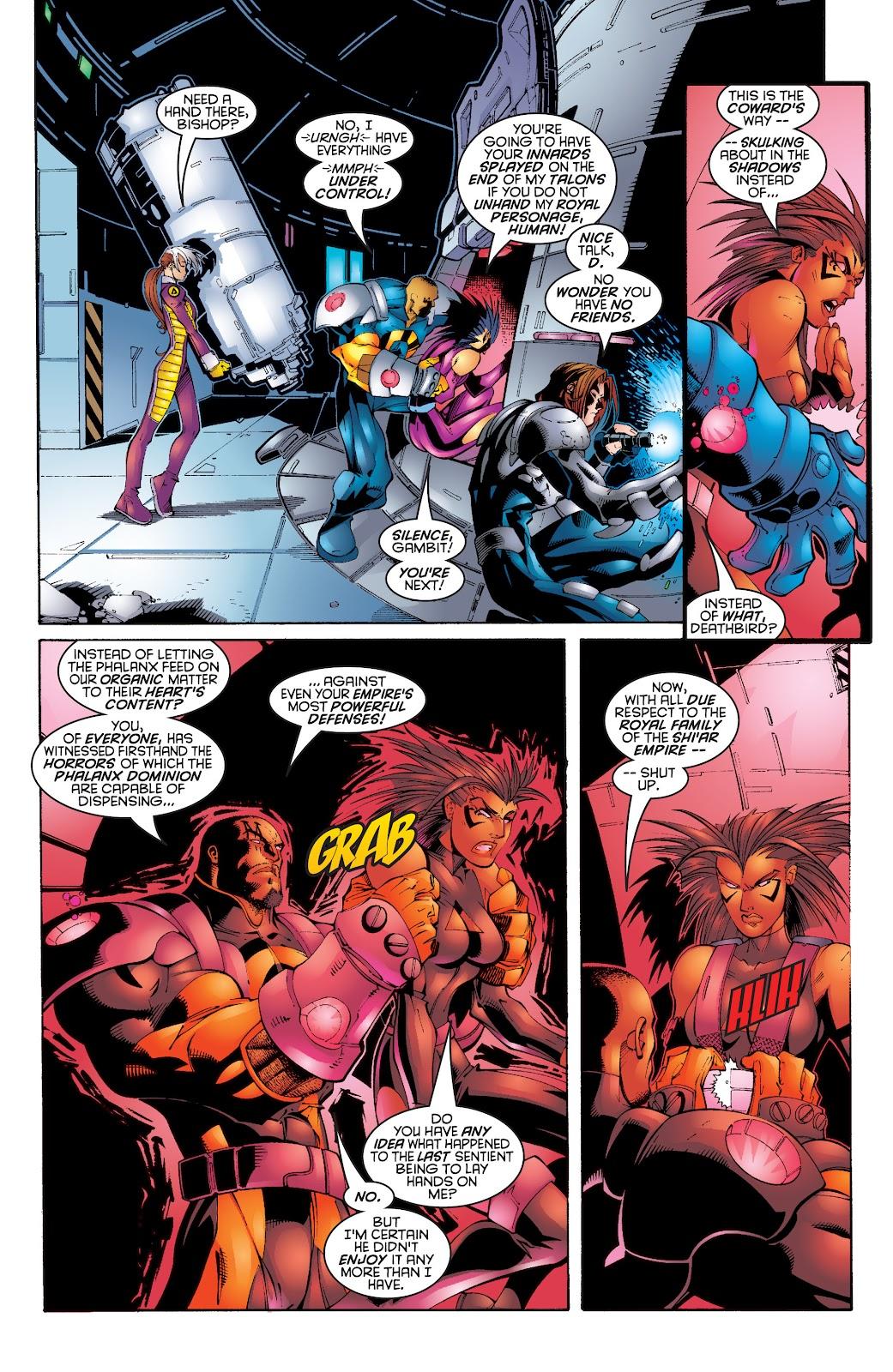Uncanny X-Men (1963) issue 343 - Page 17