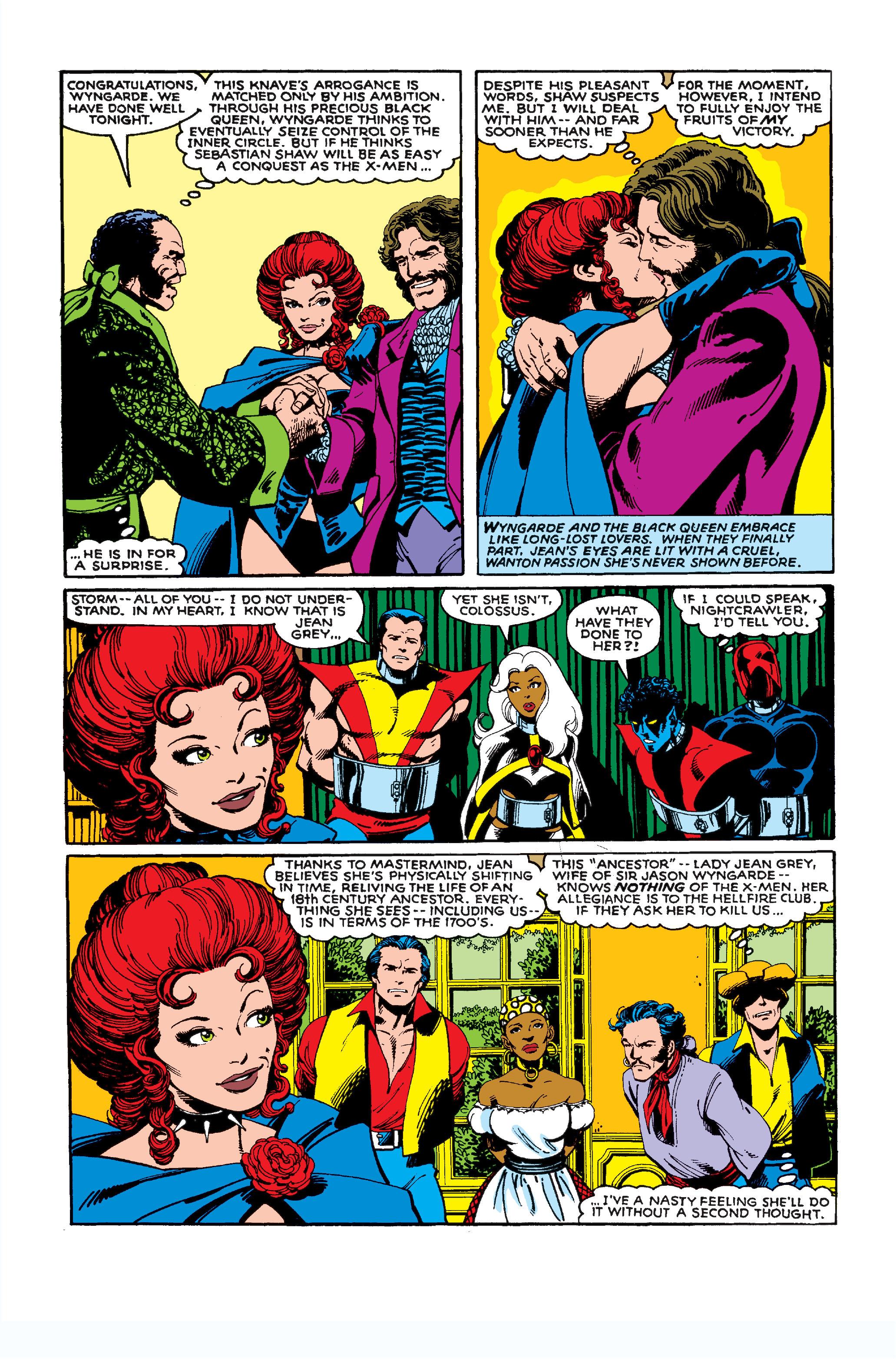 Read online Uncanny X-Men (1963) comic -  Issue #133 - 7