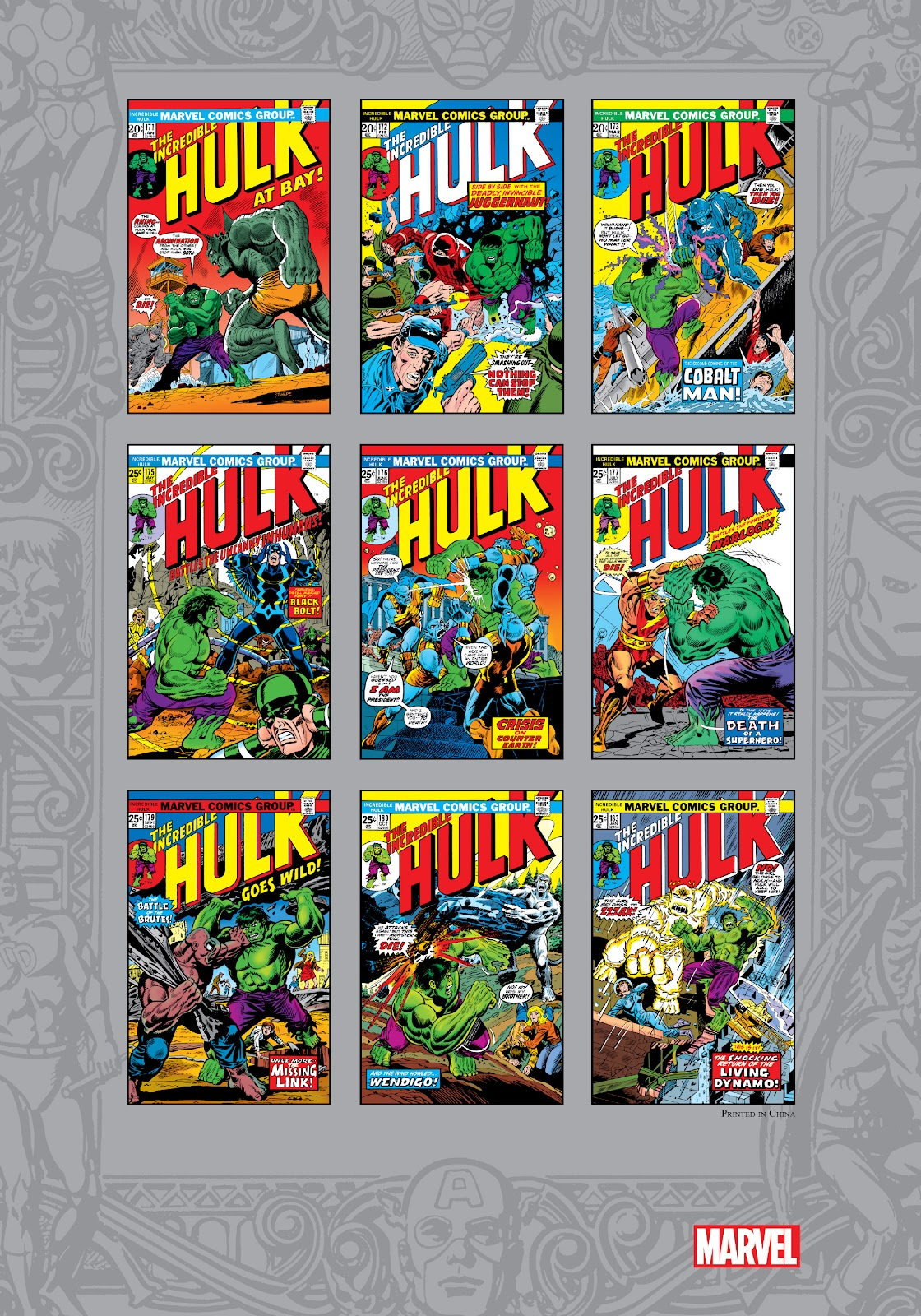 Read online Marvel Masterworks: The Incredible Hulk comic -  Issue # TPB 10 (Part 3) - 65
