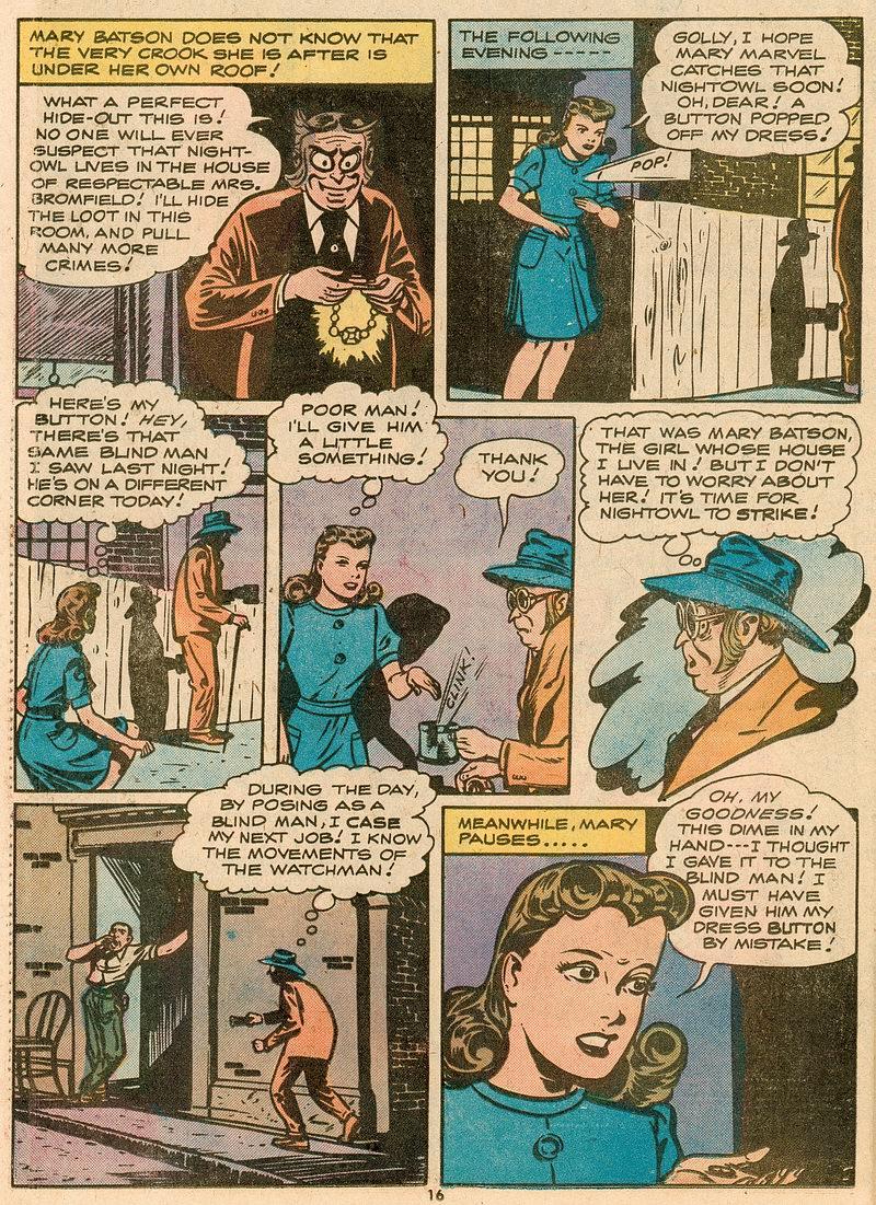 Read online Shazam! (1973) comic -  Issue #12 - 14