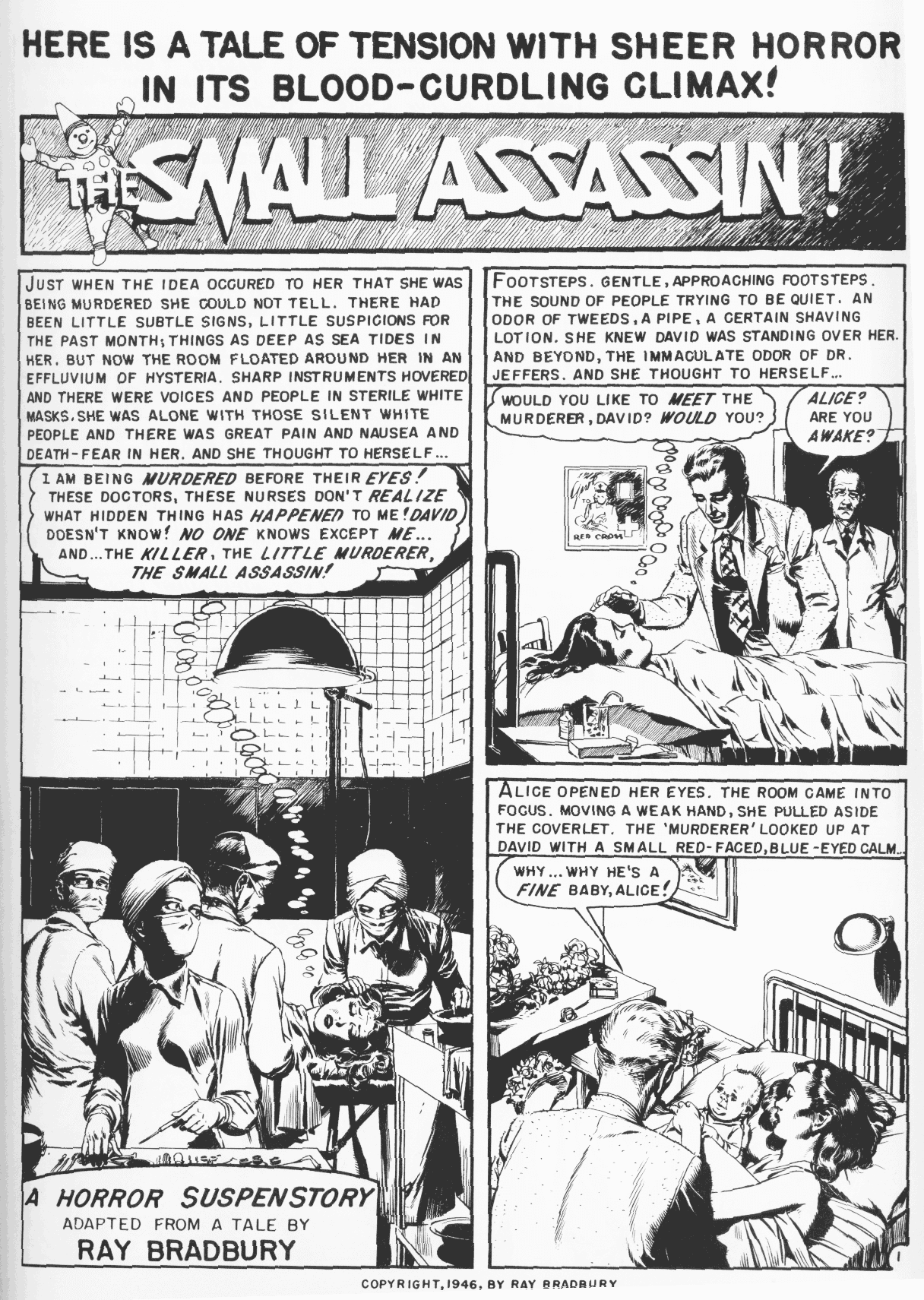 Read online Shock SuspenStories comic -  Issue #7 - 27