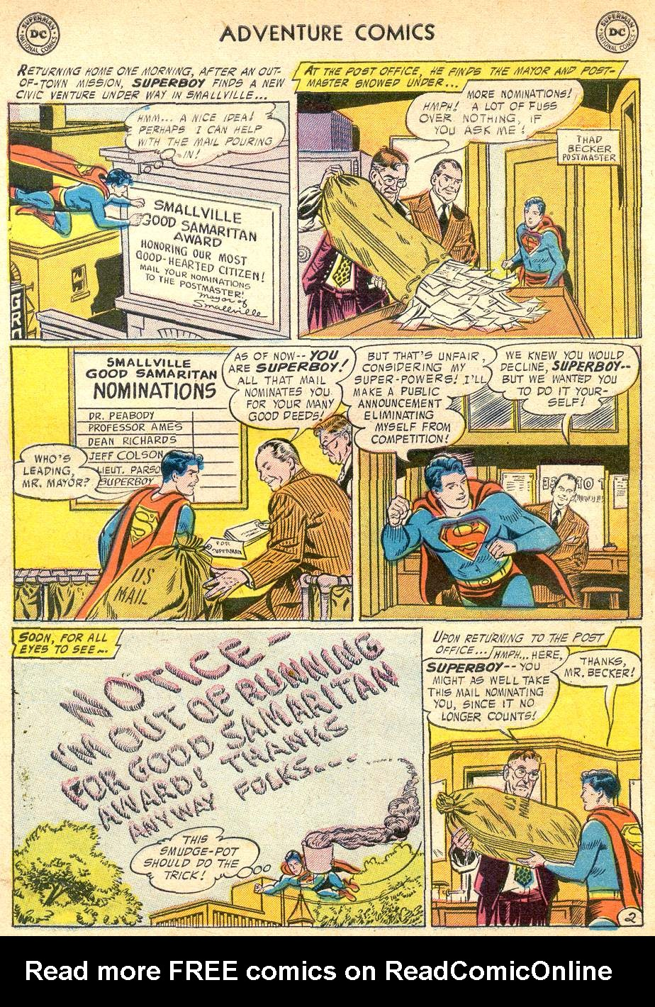 Read online Adventure Comics (1938) comic -  Issue #227 - 4