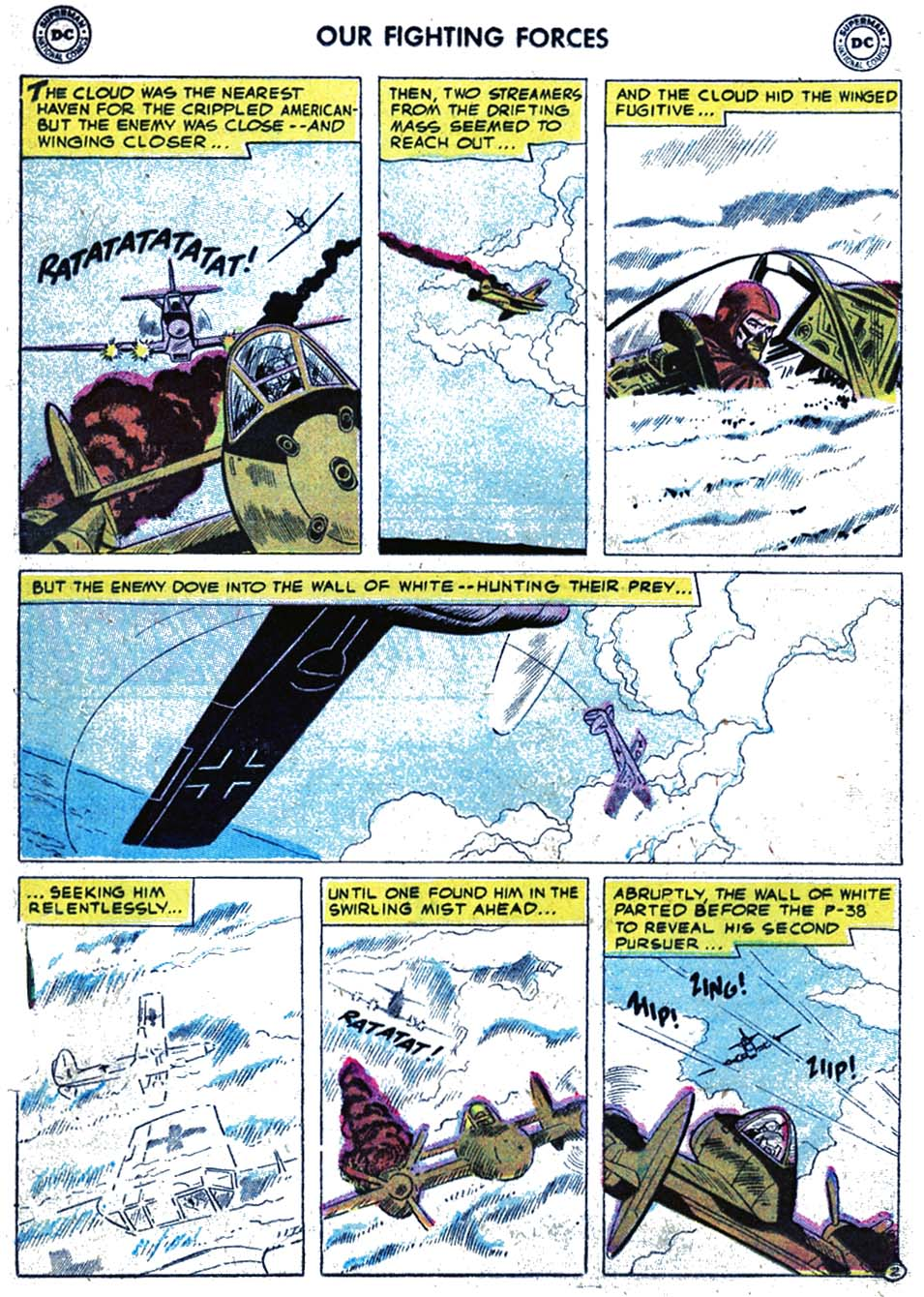 Our Fighting Forces (1954) issue 17 - Page 12