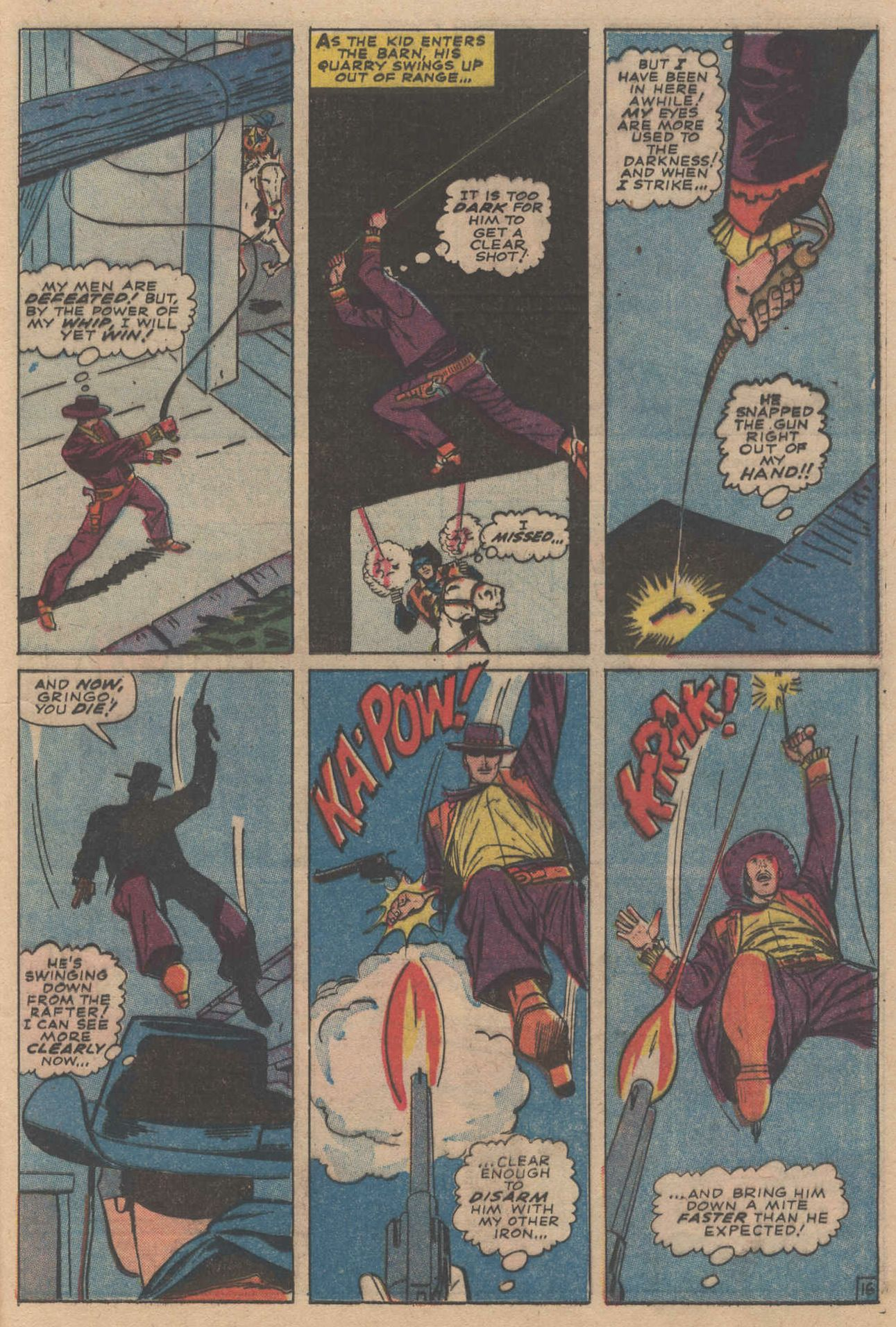 Read online Two-Gun Kid comic -  Issue #83 - 21
